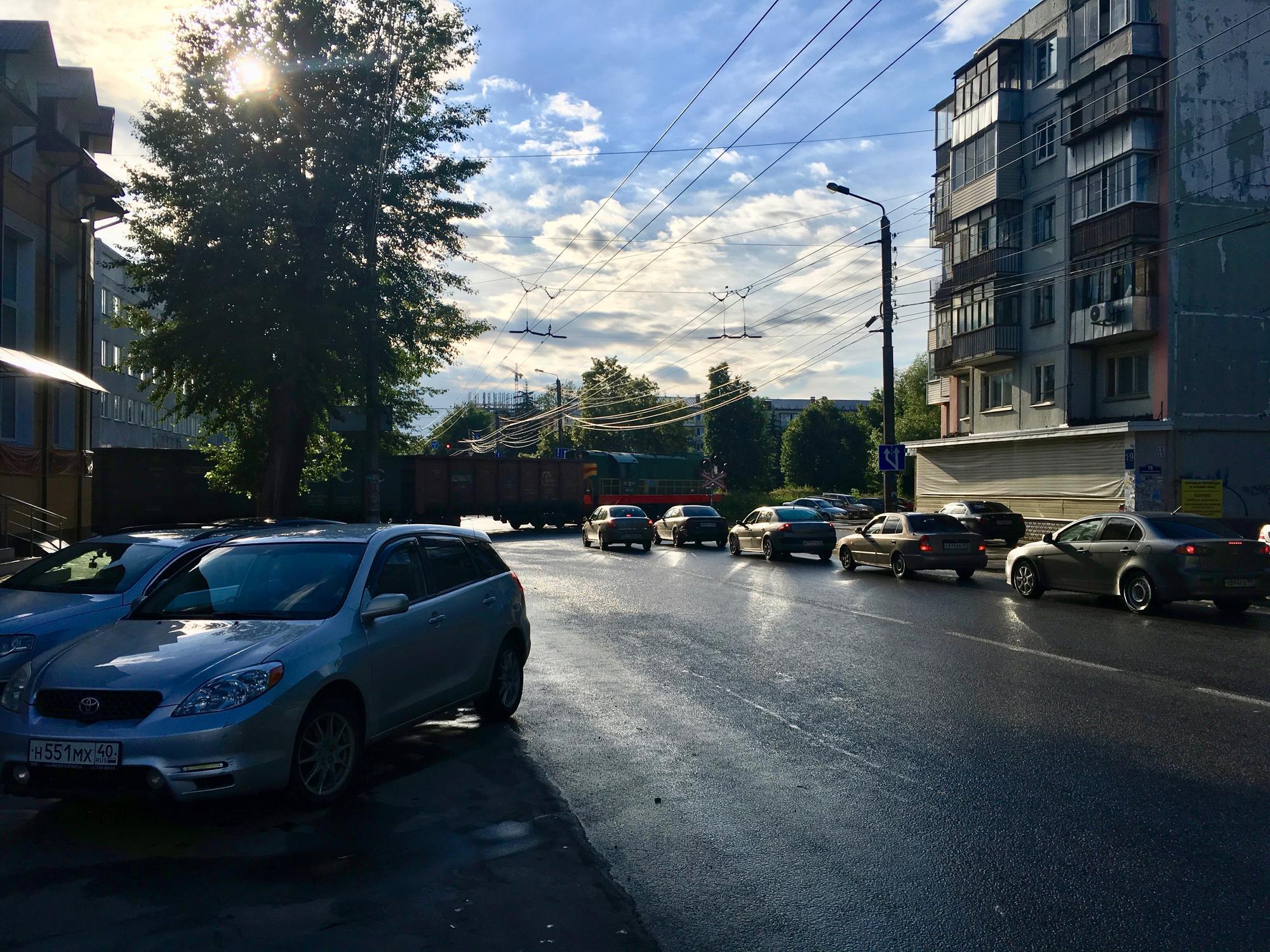 🇷🇺 Kaluga, Russia, june 2017.