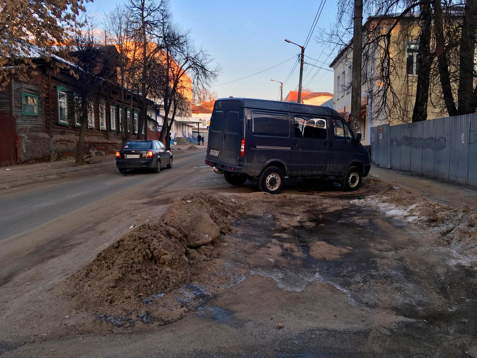 🇷🇺 Kaluga, Russia, march 2019.