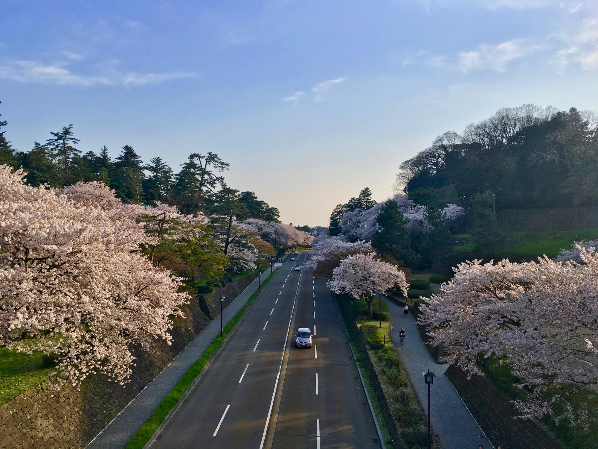🇯🇵 Канадзава, Япония, апрель 2017.