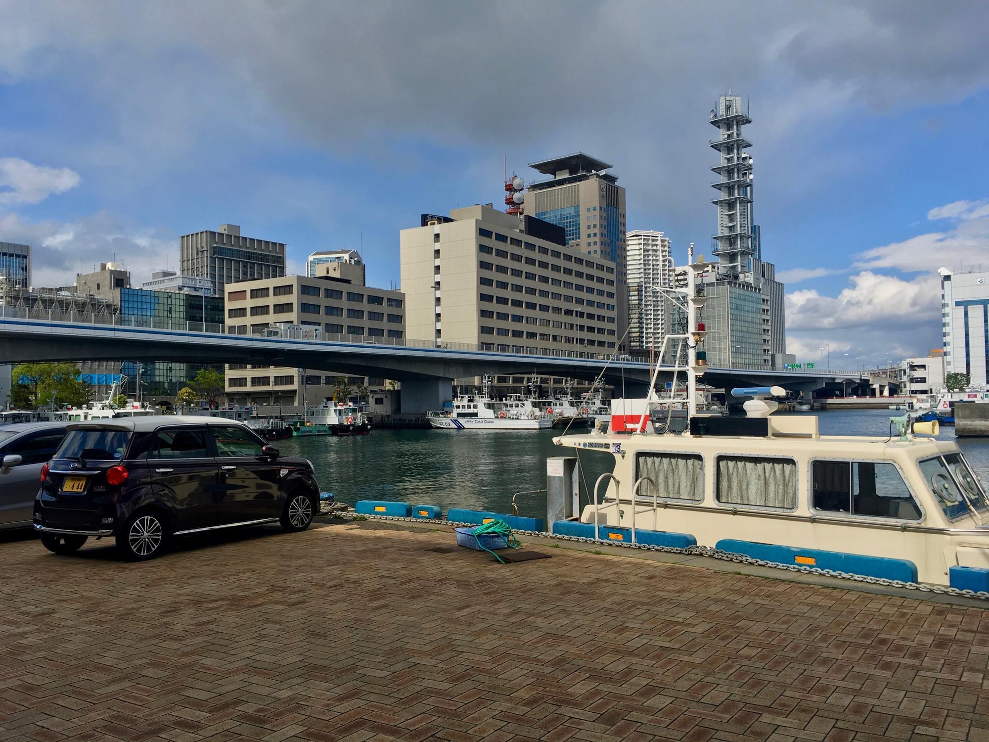 🇯🇵 Кобе, Япония, апрель 2019.