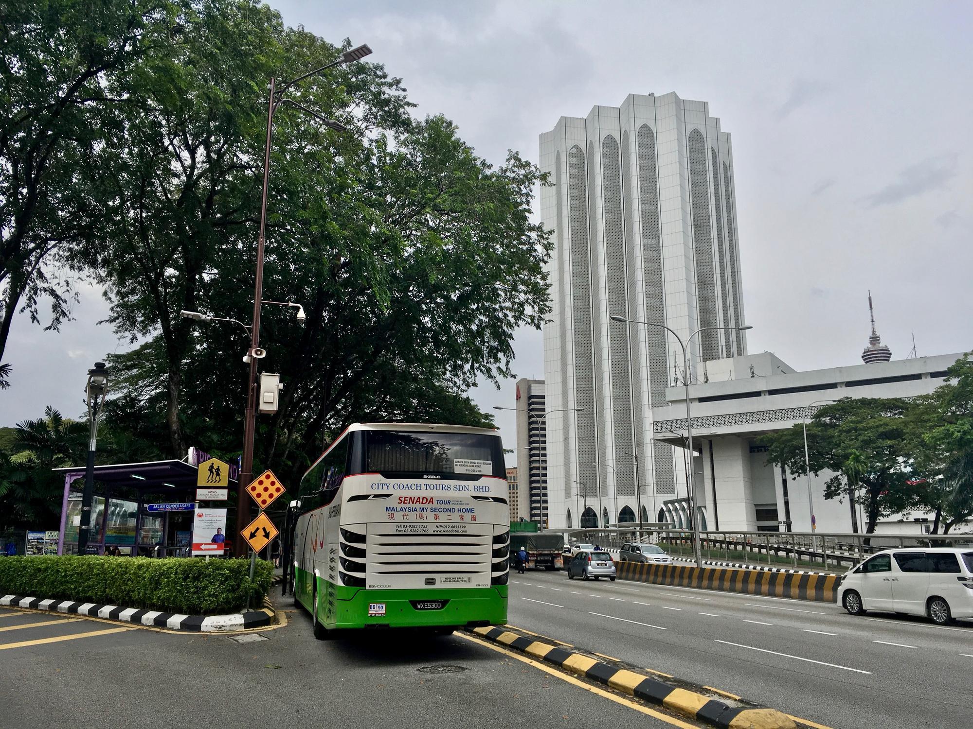 🇲🇾 Куала-Лумпур, Малайзия, декабрь 2016.