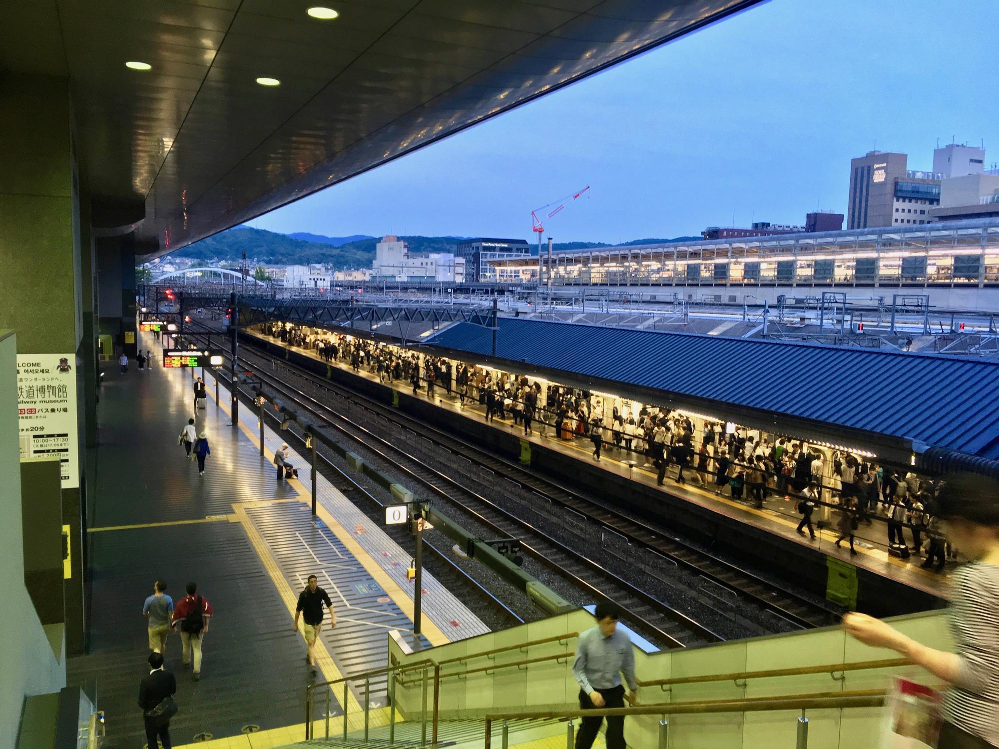 🇯🇵 Киото, Япония, май 2018.