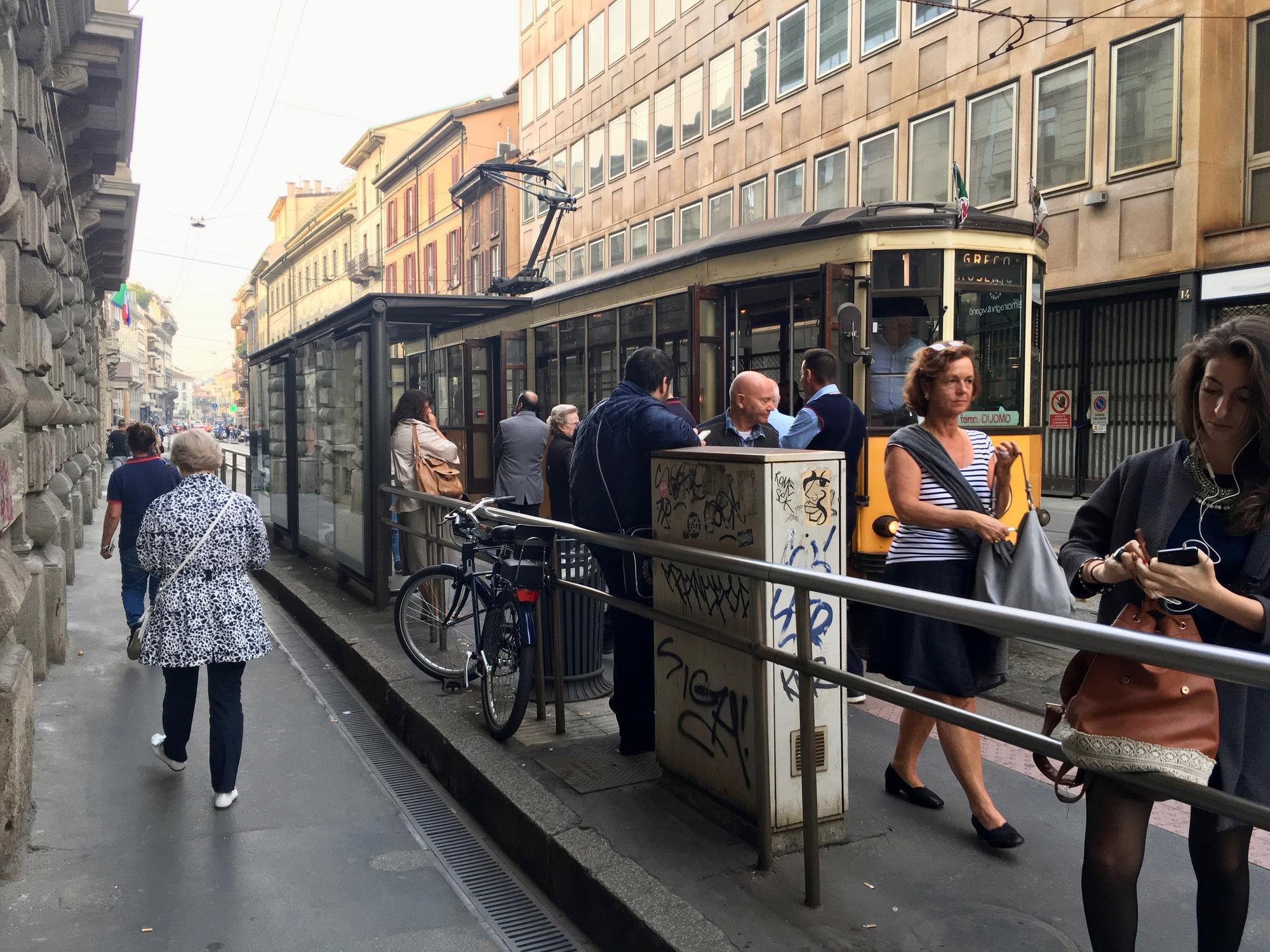 🇮🇹 Milan, Italy, september 2017.