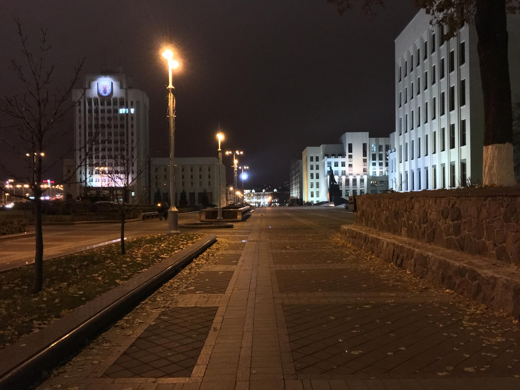 🇧🇾 Minsk, Belarus, october 2016.