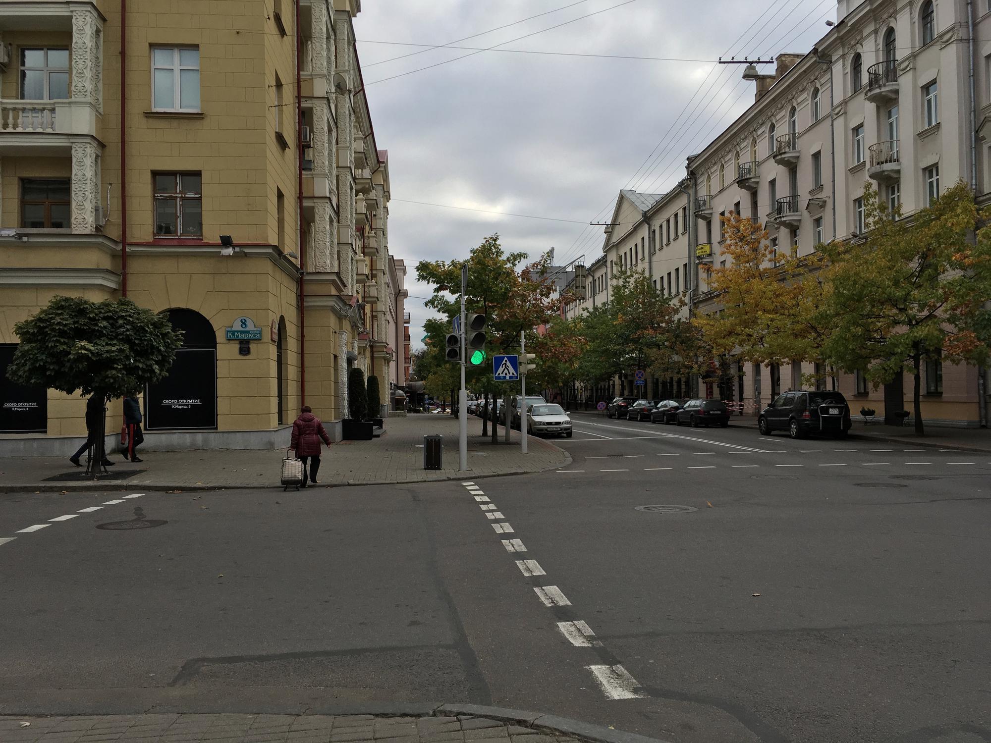 🇧🇾 Минск, Беларусь, октябрь 2016.