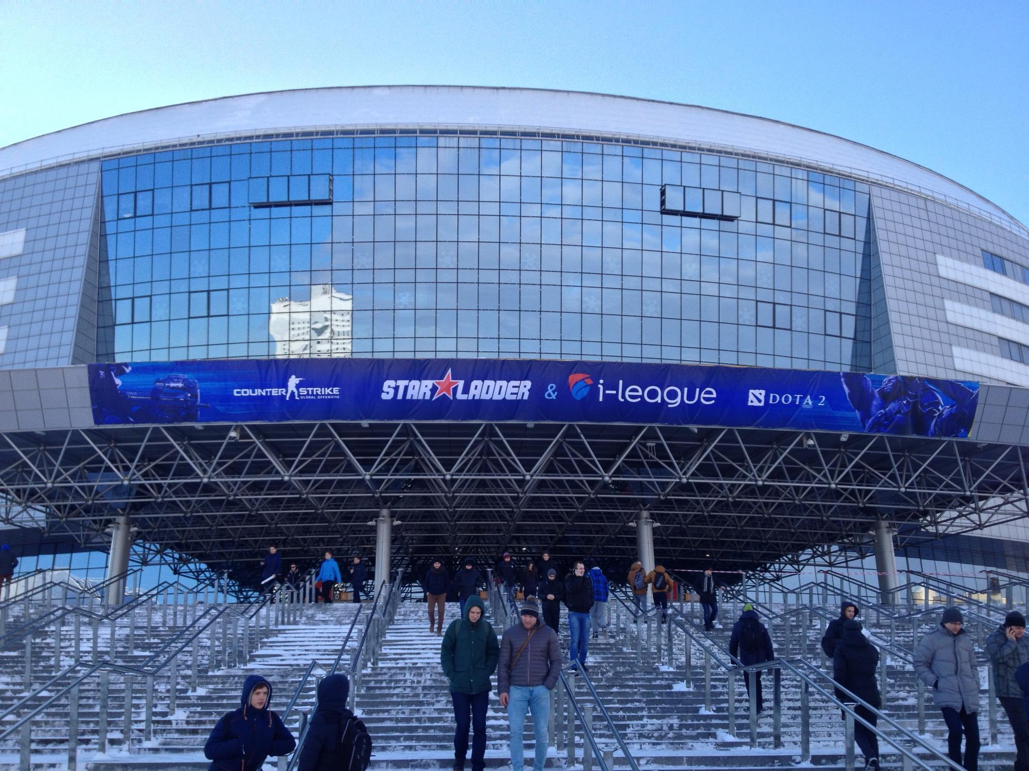 🇧🇾 Minsk, Belarus, january 2016.