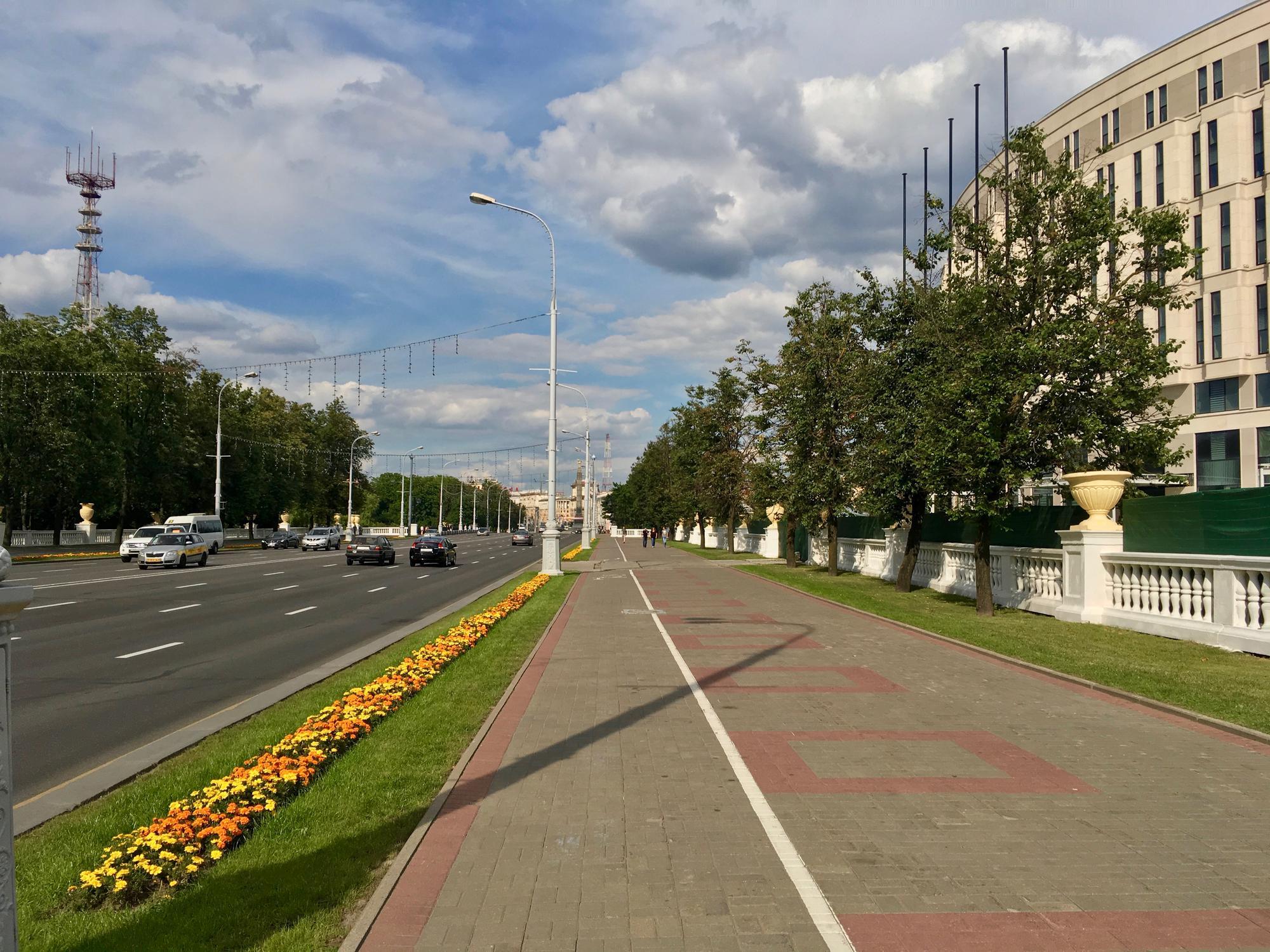 🇧🇾 Минск, Беларусь, июль 2017.