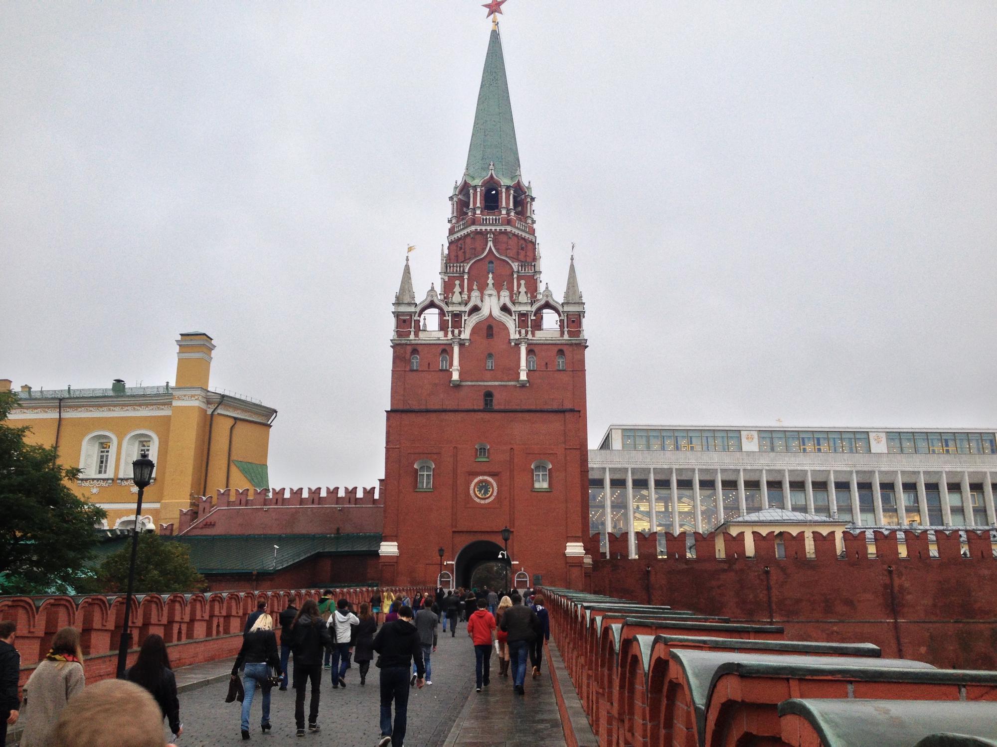🇷🇺 Москва, Россия, сентябрь 2013.