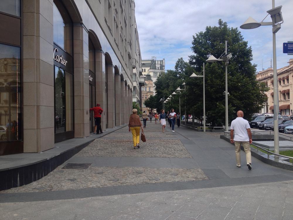 🇷🇺 Москва, Россия, июль 2015.