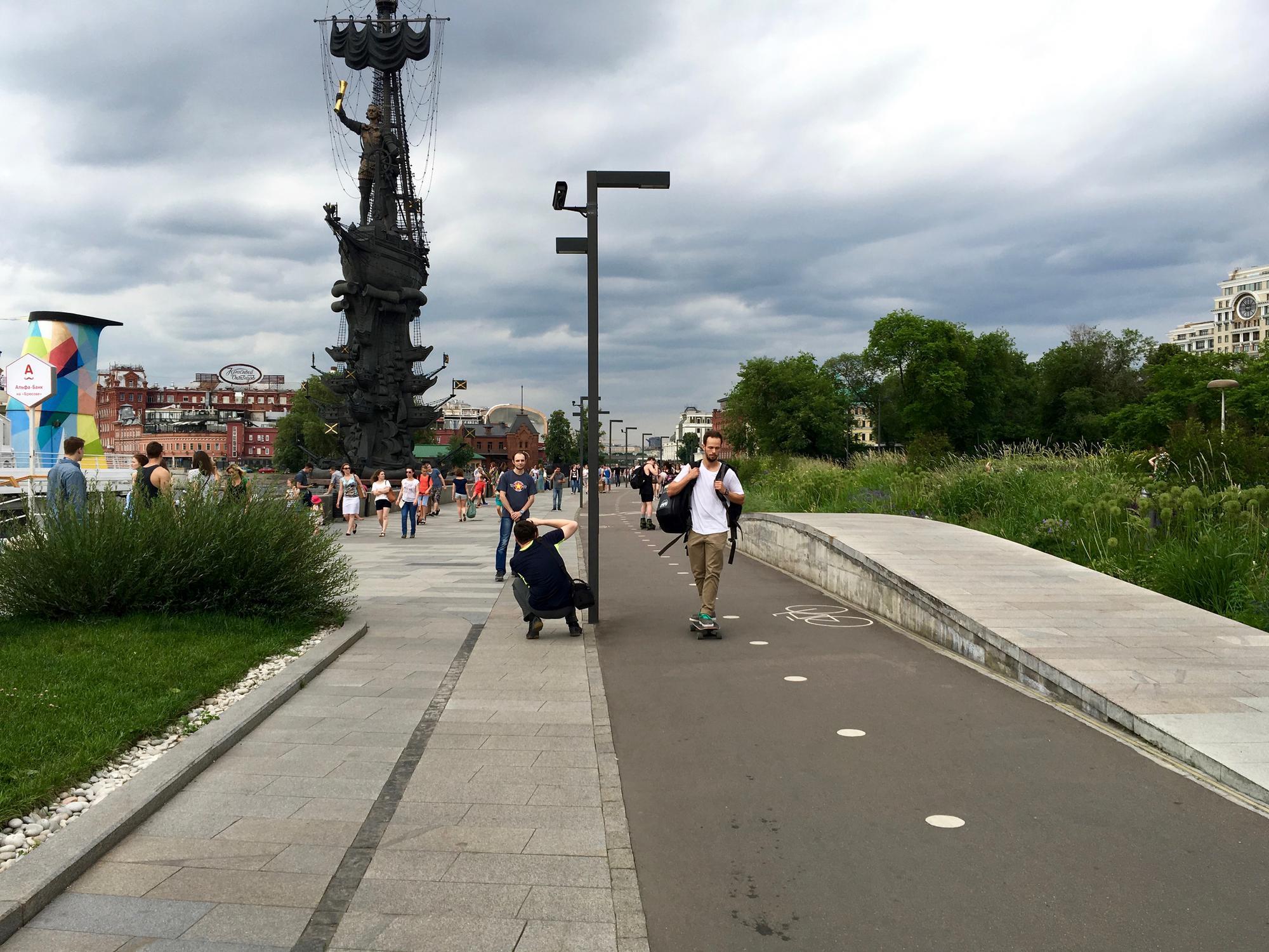 🇷🇺 Москва, Россия, июнь 2016.