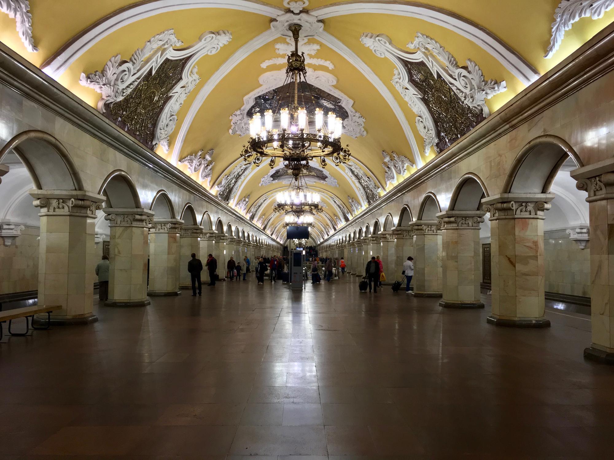 🇷🇺 Москва, Россия, сентябрь 2016.