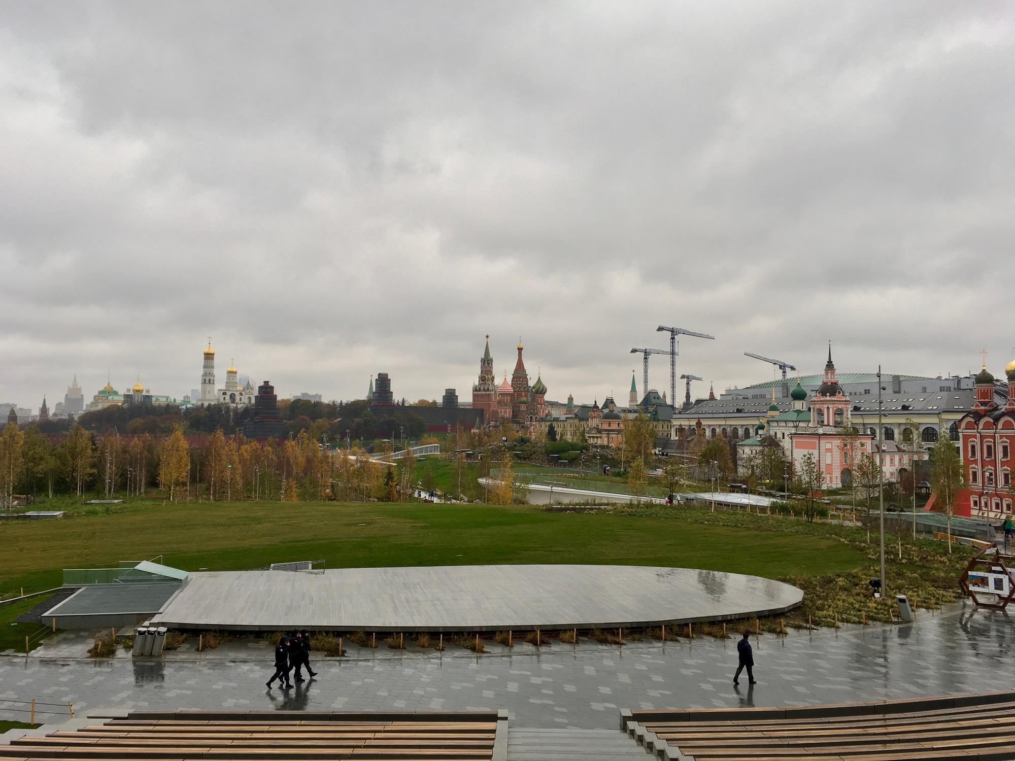 🇷🇺 Москва, Россия, октябрь 2017.