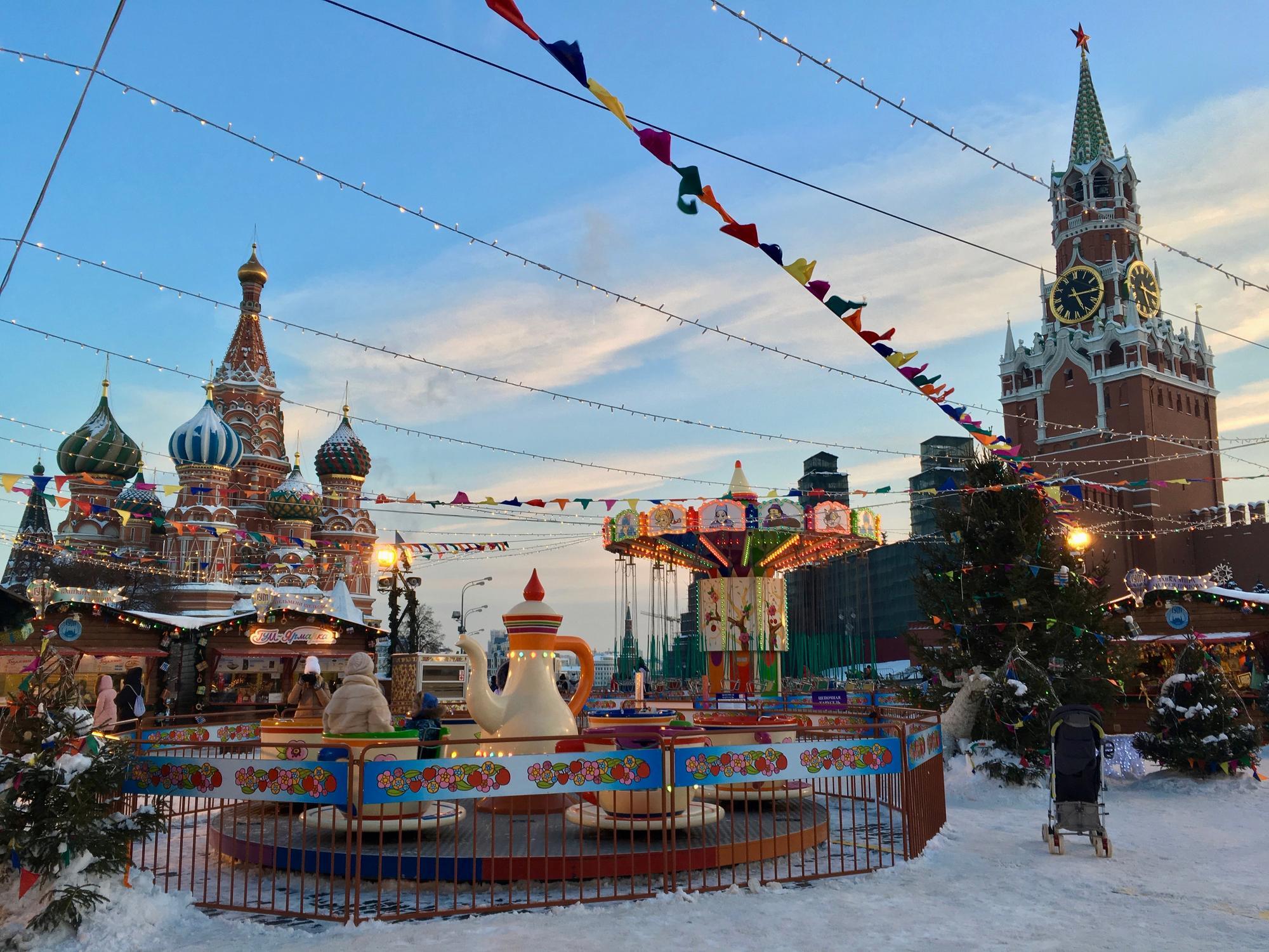 🇷🇺 Москва, Россия, февраль 2018.