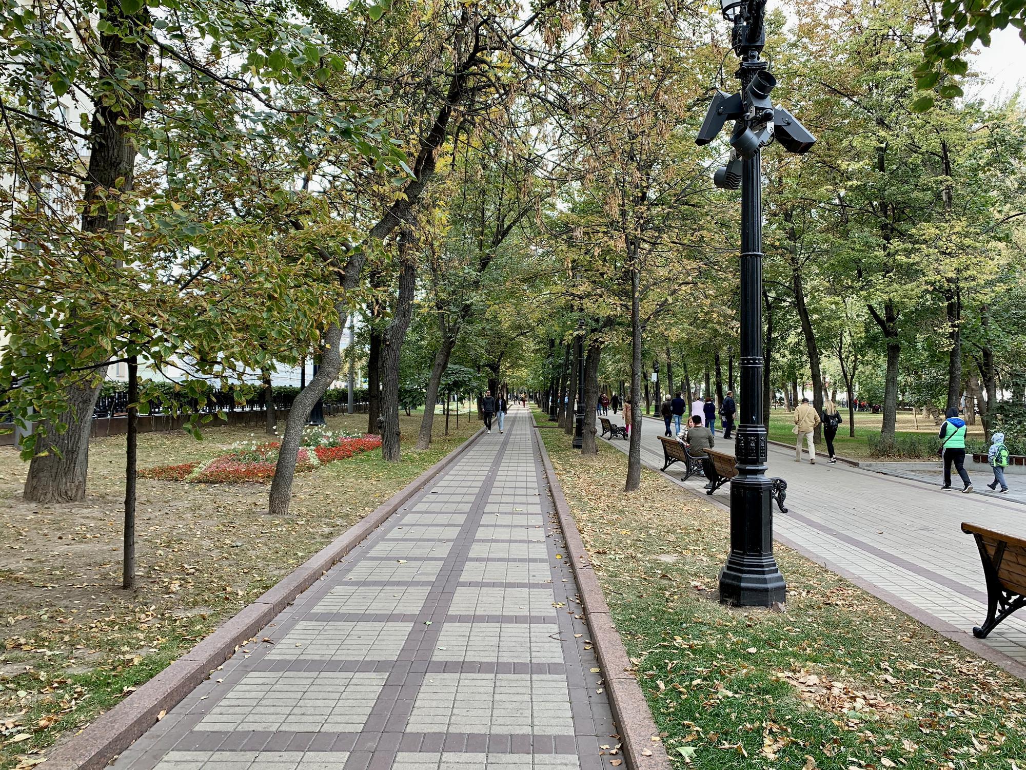 🇷🇺 Москва, Россия, сентябрь 2019.