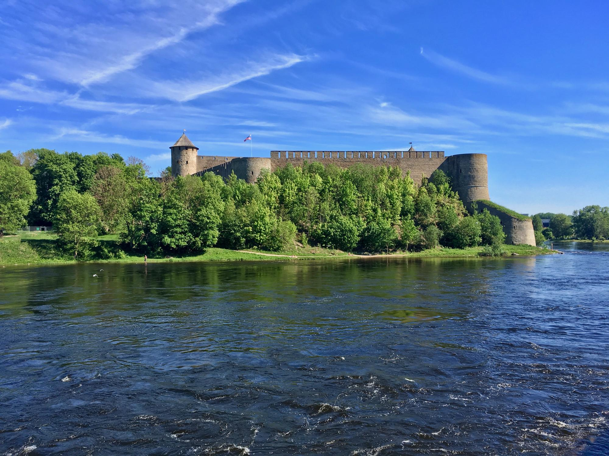 🇪🇪 Narva, Estonia, may 2018.