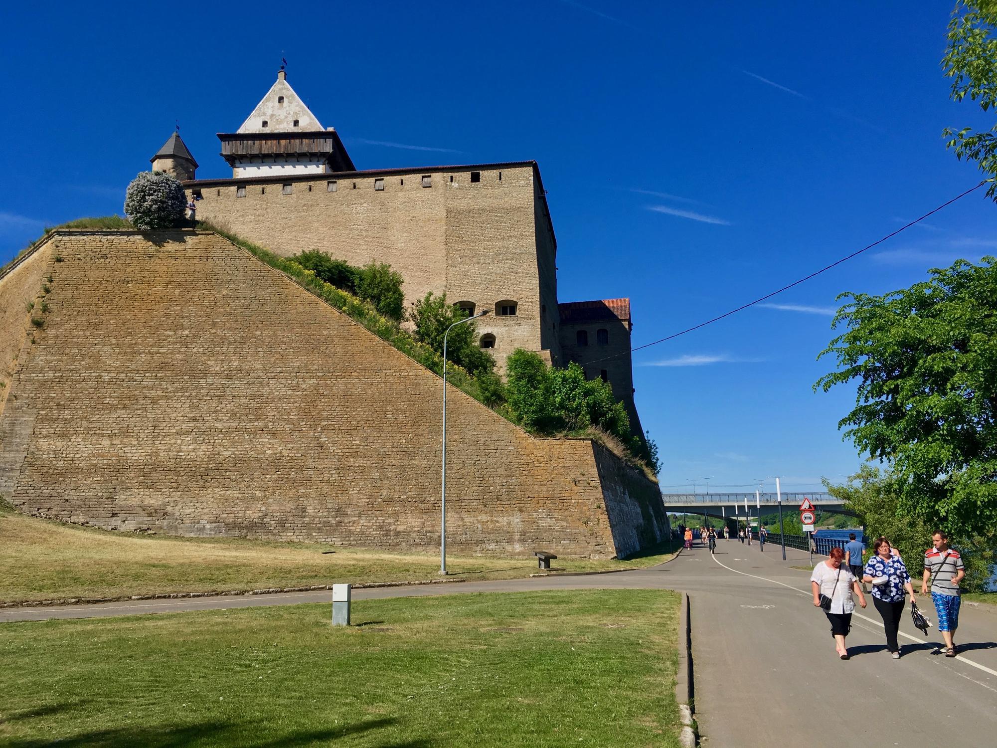 🇪🇪 Нарва, Эстония, май 2018.