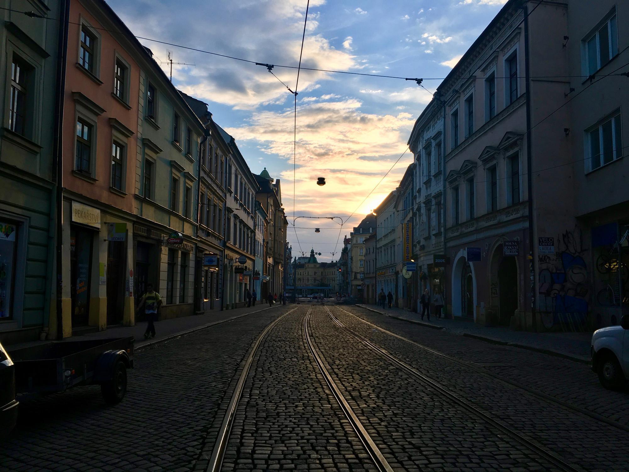 🇨🇿 Оломоуц, Чехия, май 2017.