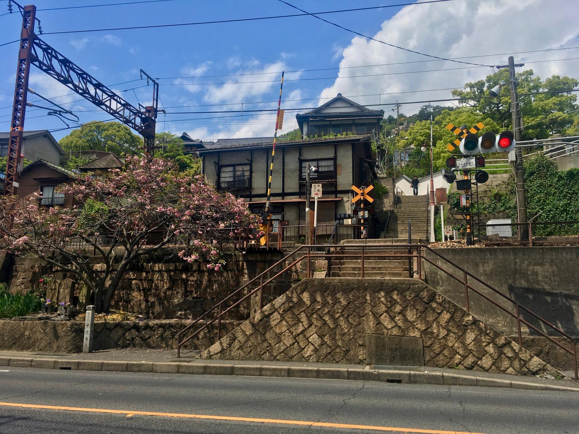 🇯🇵 Ономити, Япония, апрель 2019.