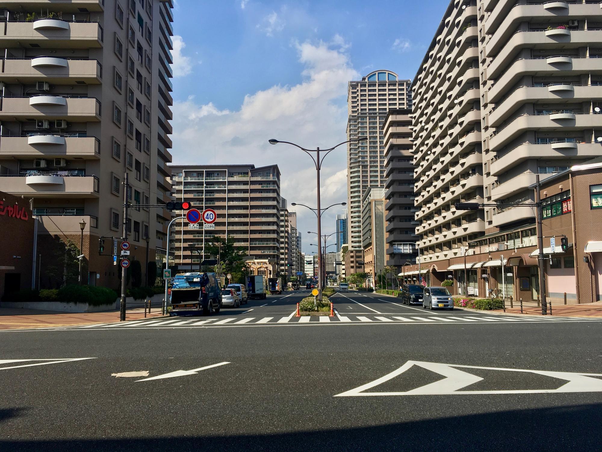 🇯🇵 Osaka, Japan, april 2019.