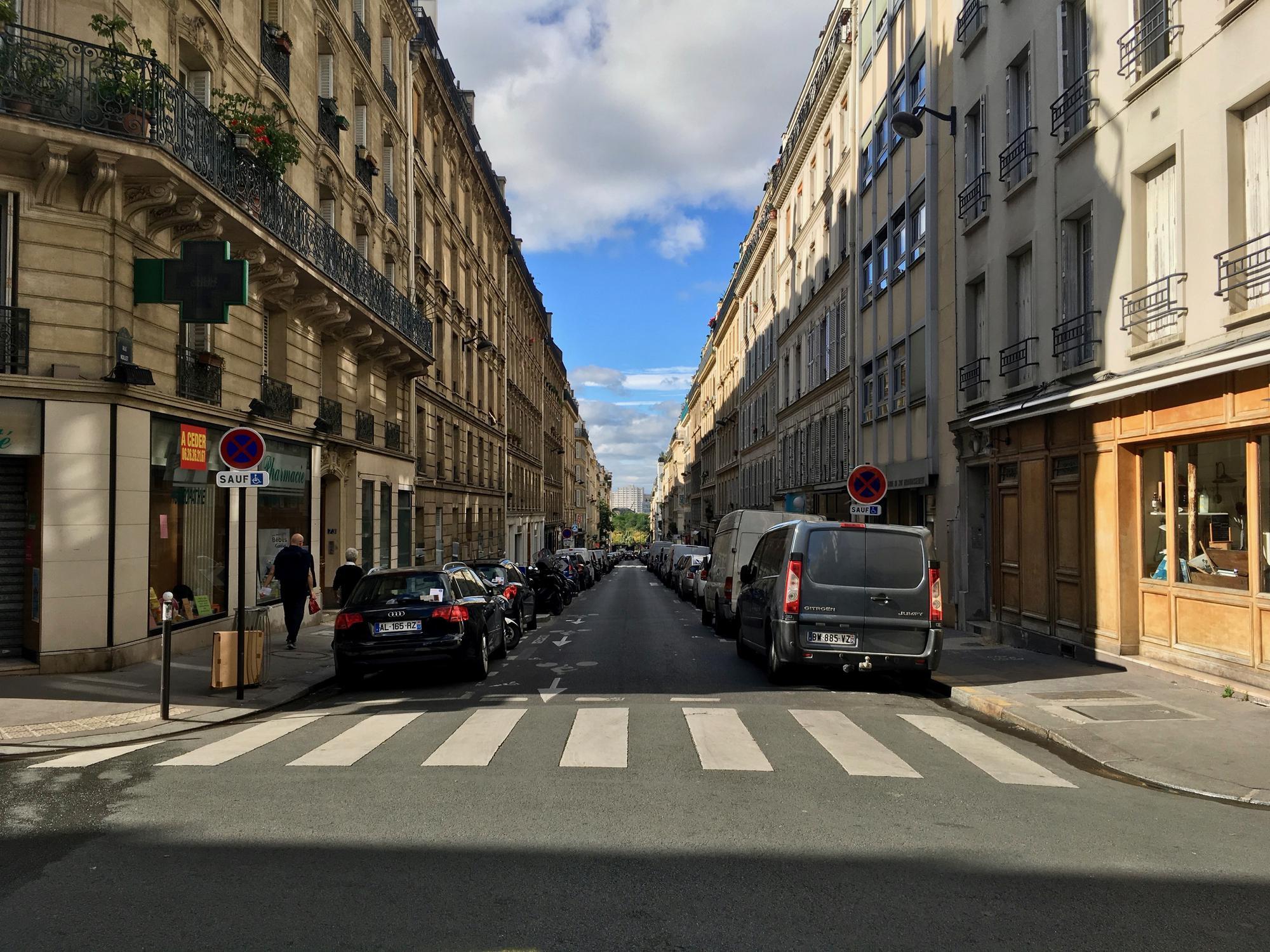 🇫🇷 Париж, Франция, сентябрь 2016.