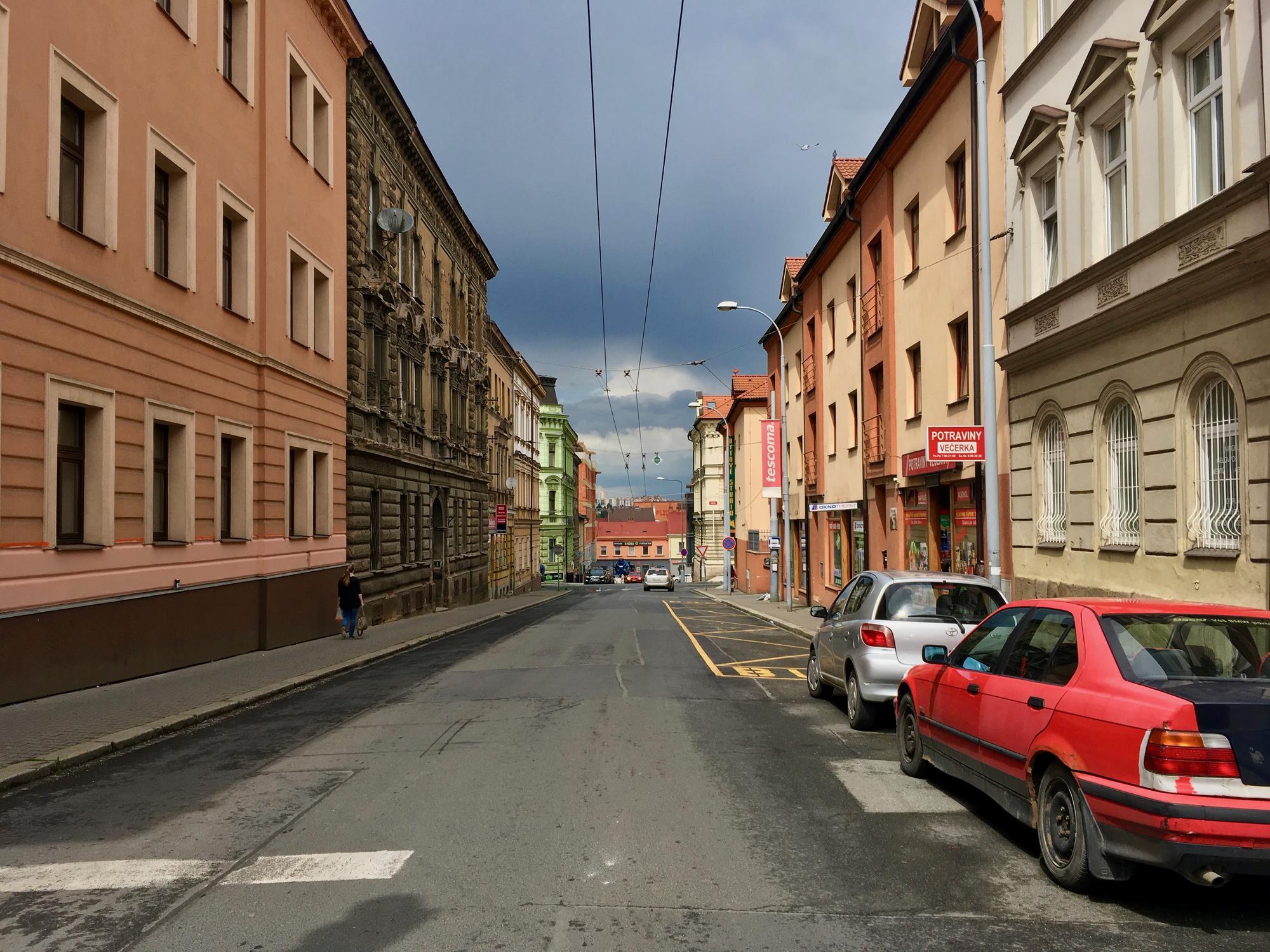 🇨🇿 Pilsen, Czech Republic, may 2017.