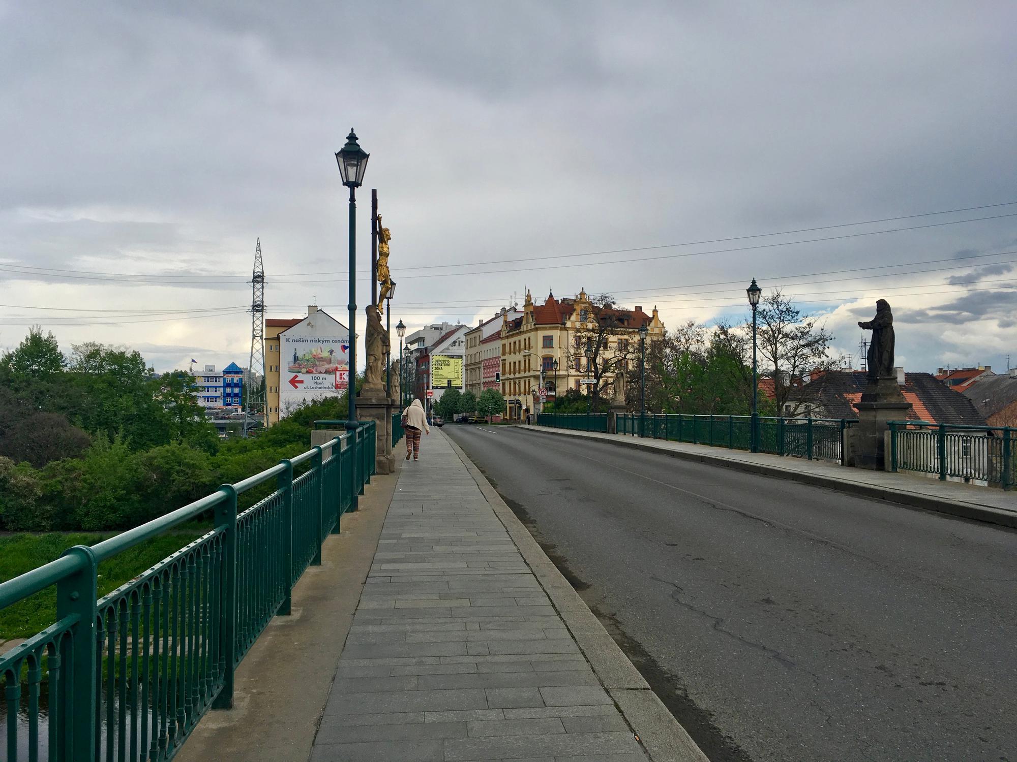 🇨🇿 Пльзень, Чехия, май 2017.