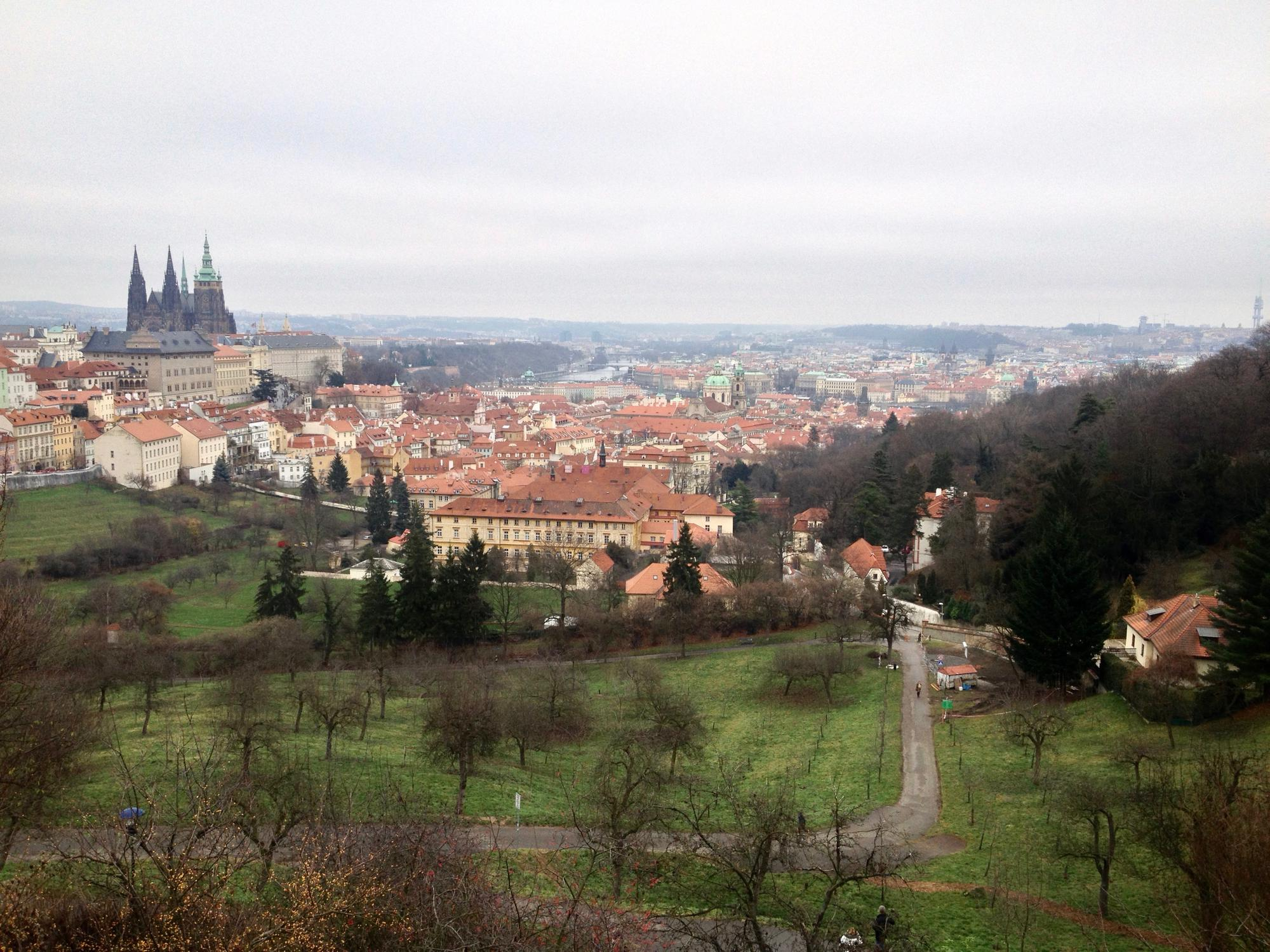 🇨🇿 Prague, Czech Republic, december 2015.