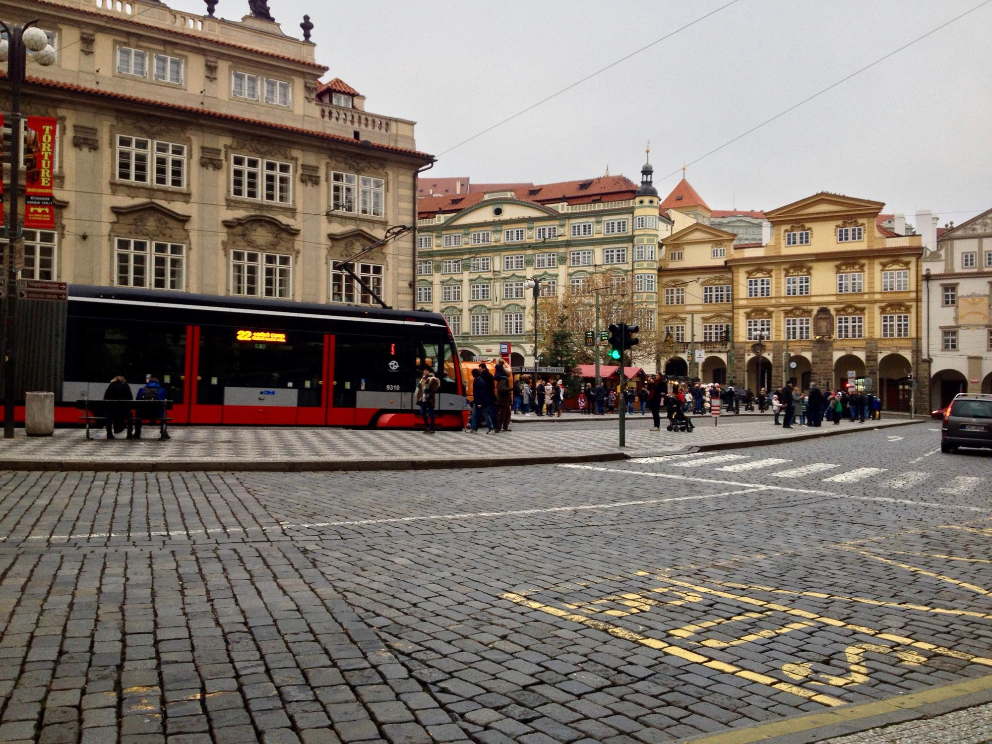 🇨🇿 Прага, Чехия, декабрь 2015.
