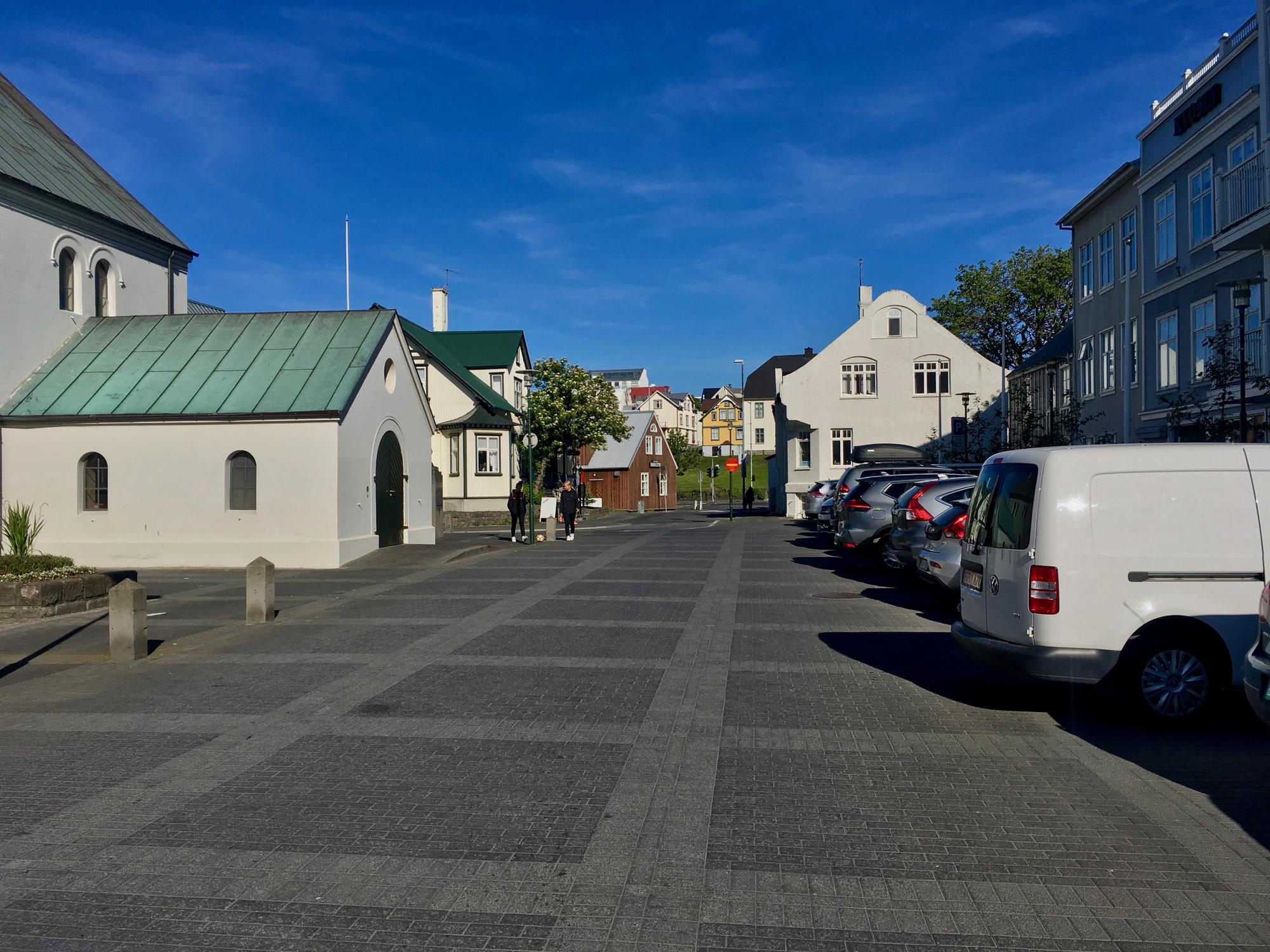 🇮🇸 Рейкьявик, Исландия, июнь 2019.