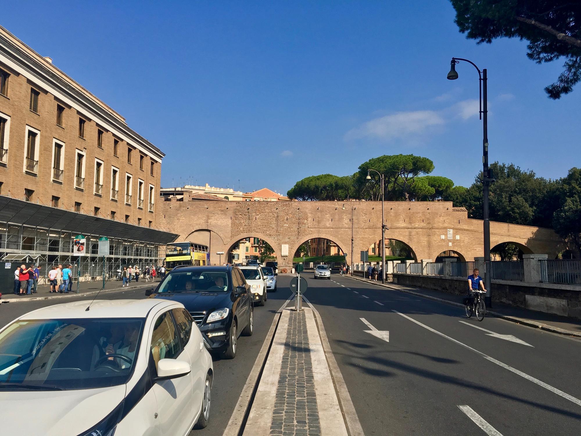 🇮🇹 Rome, Italy, september 2017.