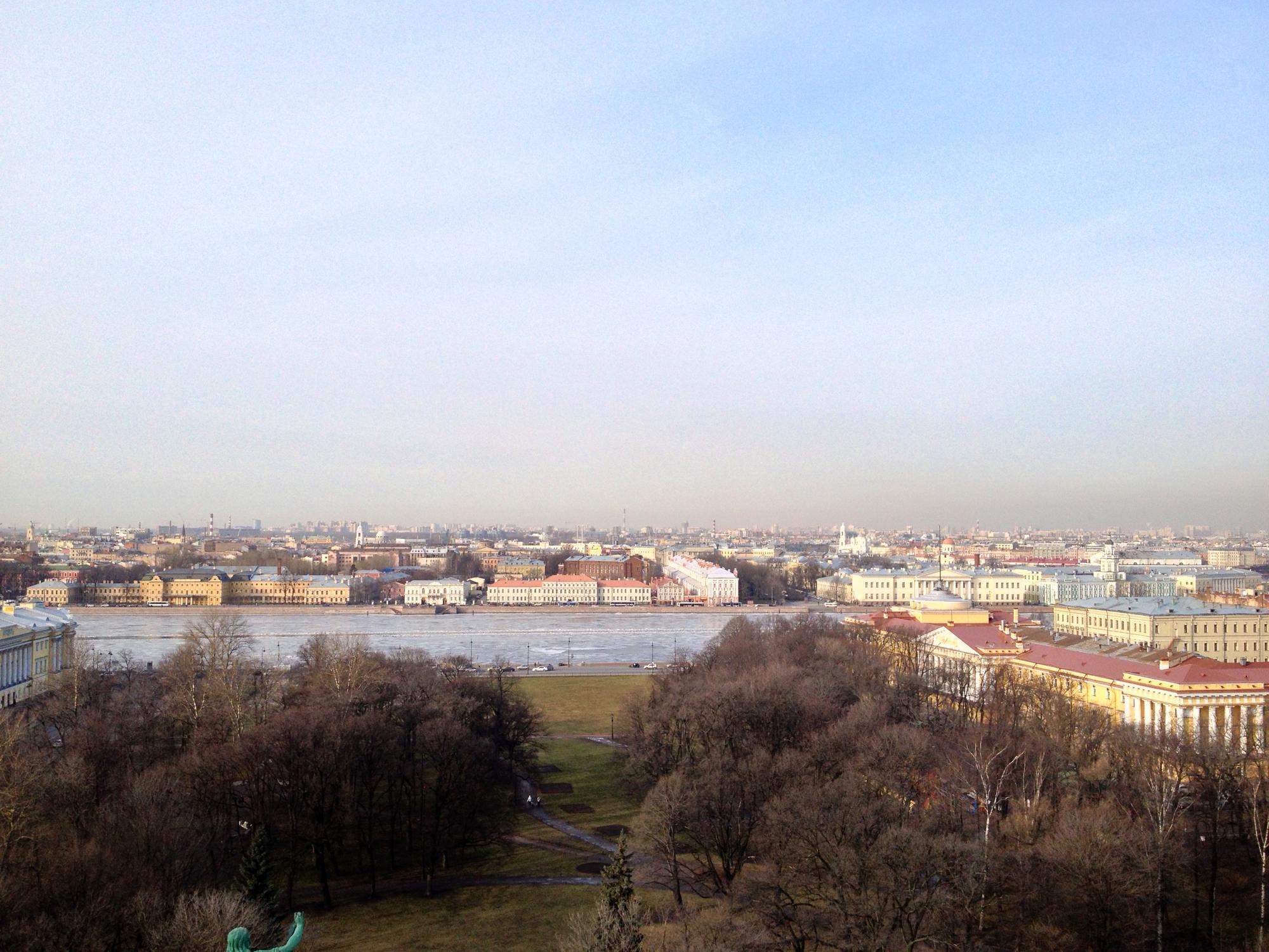 🇷🇺 Saint Petersburg, Russia, february 2014.