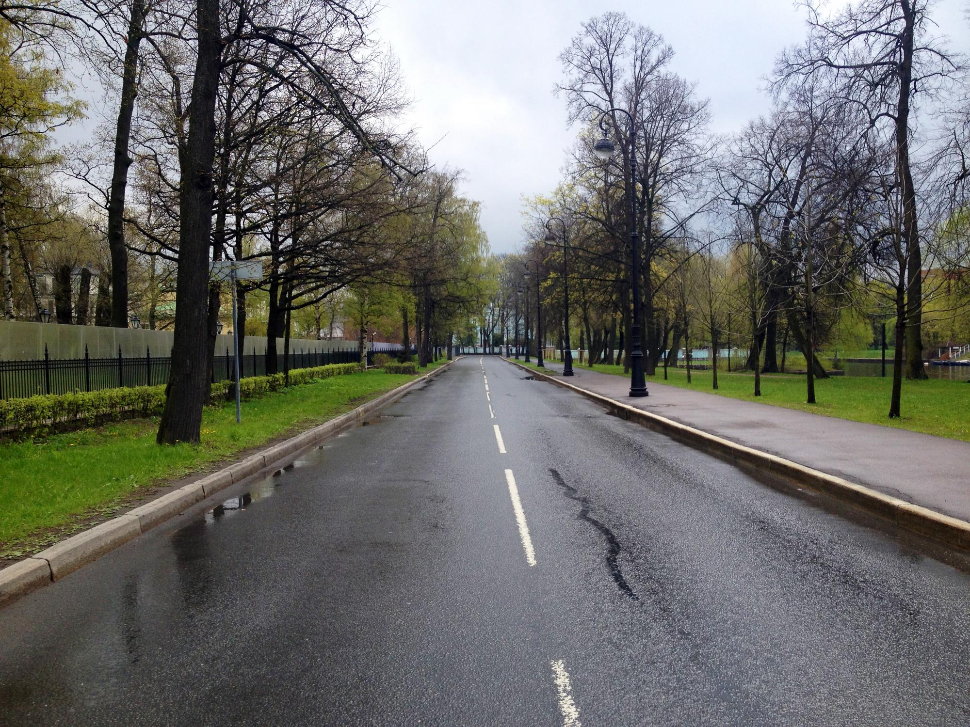 🇷🇺 Saint Petersburg, Russia, may 2014.