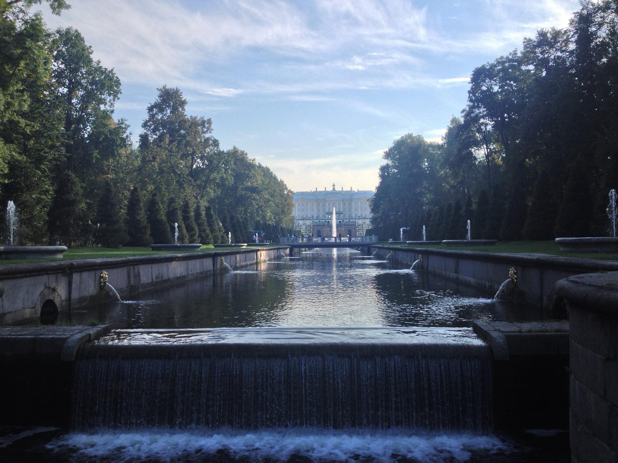 🇷🇺 Санкт-Петербург, Россия, сентябрь 2014.