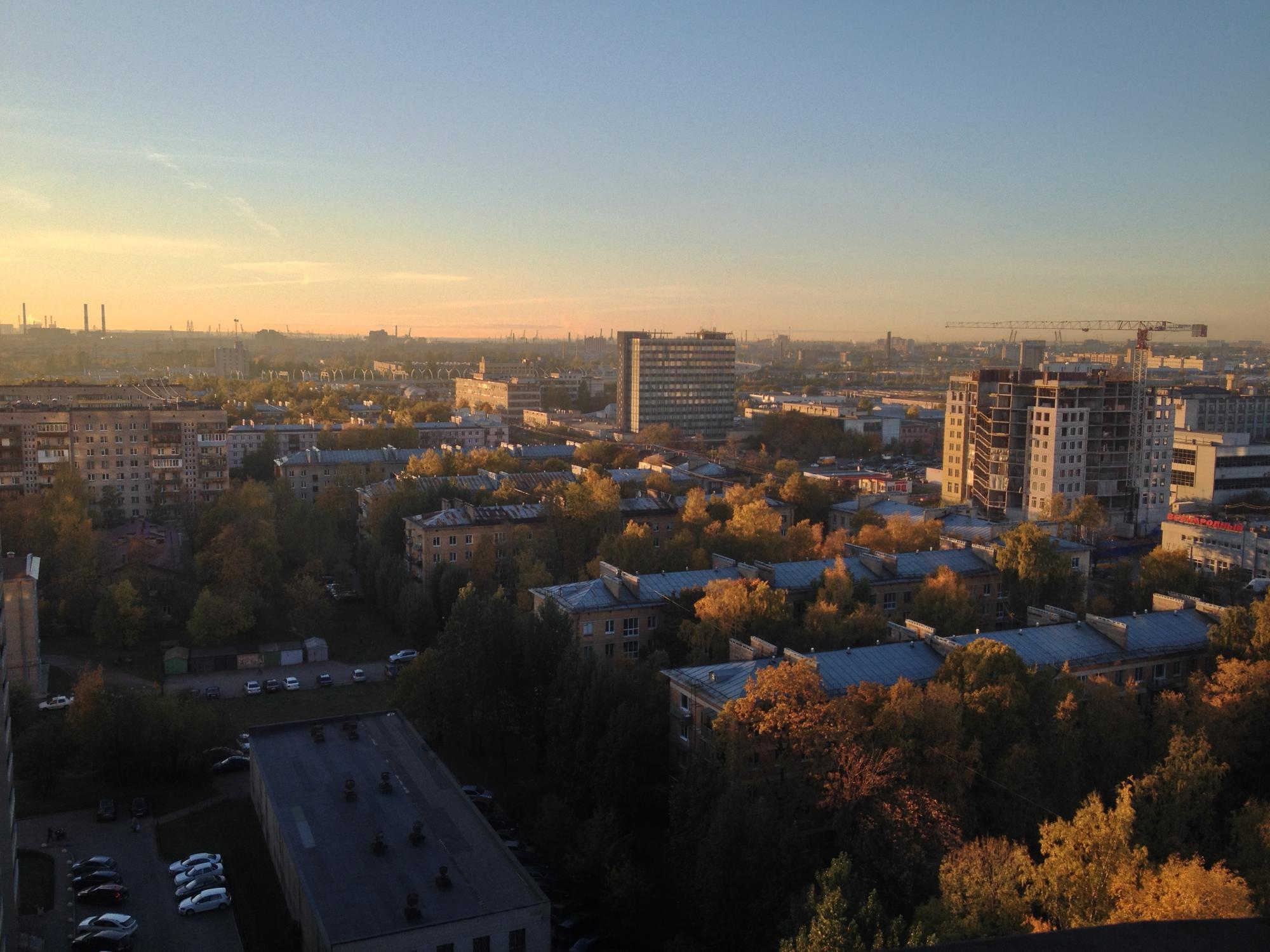 🇷🇺 Санкт-Петербург, Россия, октябрь 2015.