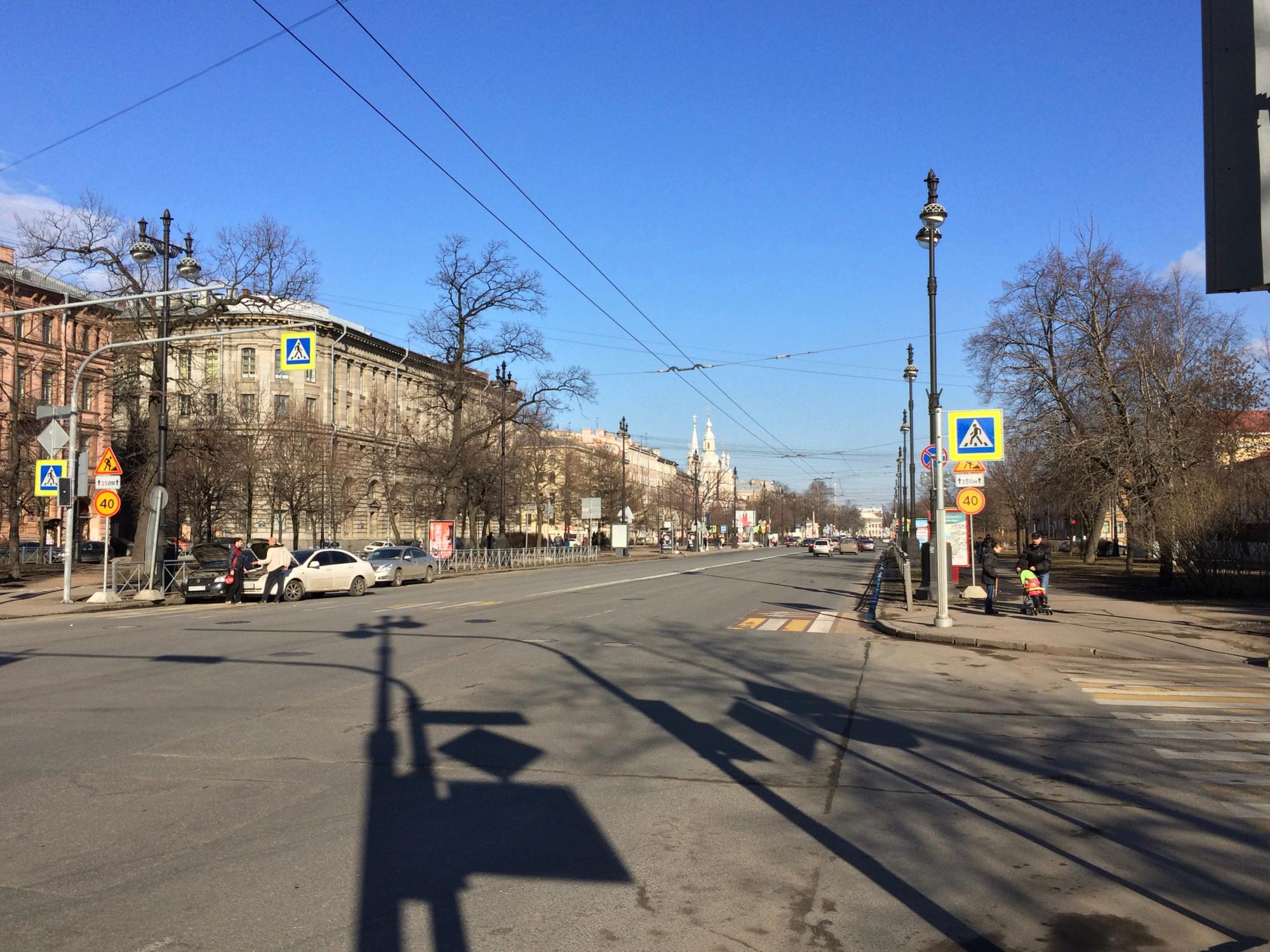 🇷🇺 Санкт-Петербург, Россия, март 2016.