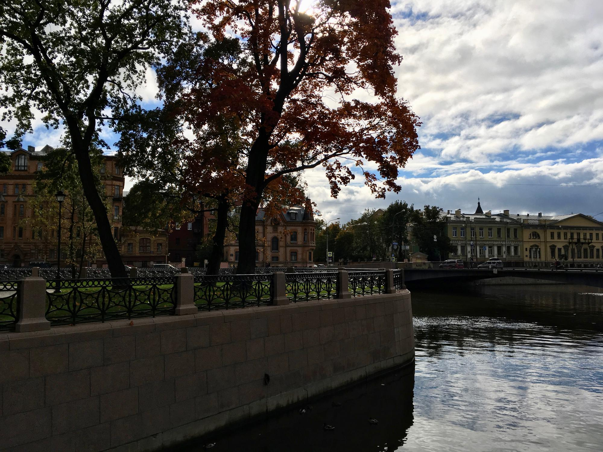 🇷🇺 Saint Petersburg, Russia, september 2016.