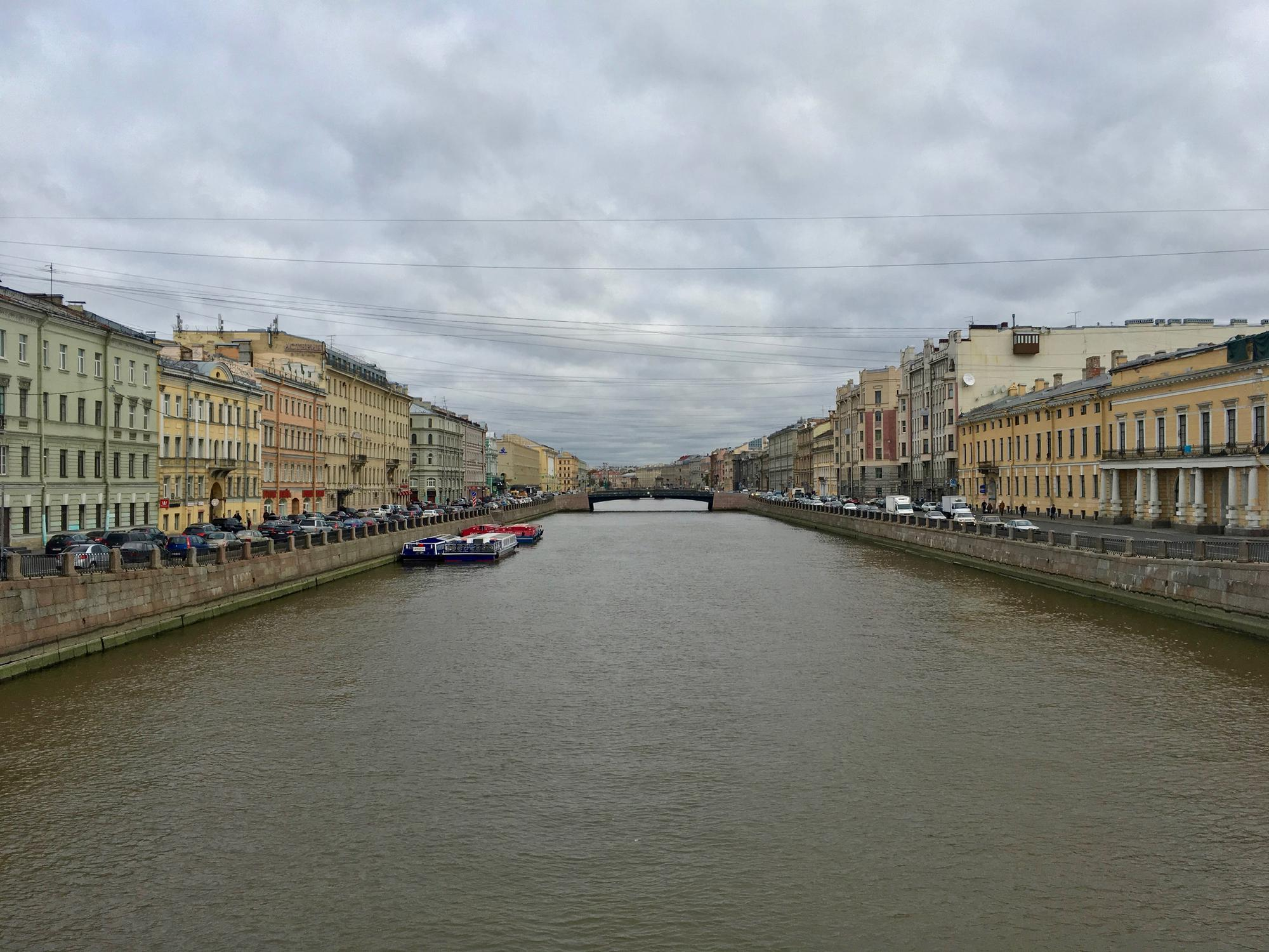 🇷🇺 Saint Petersburg, Russia, october 2016.