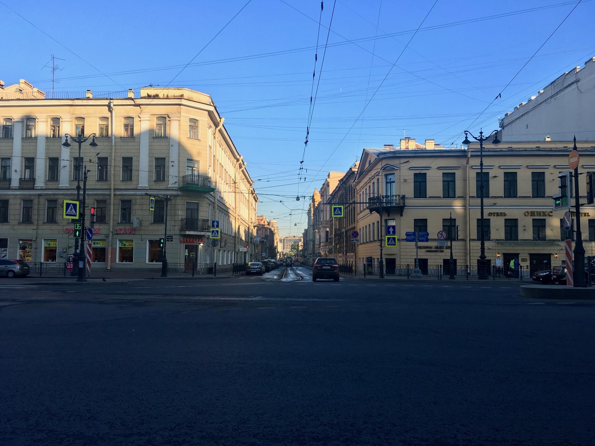 🇷🇺 Санкт-Петербург, Россия, май 2018.
