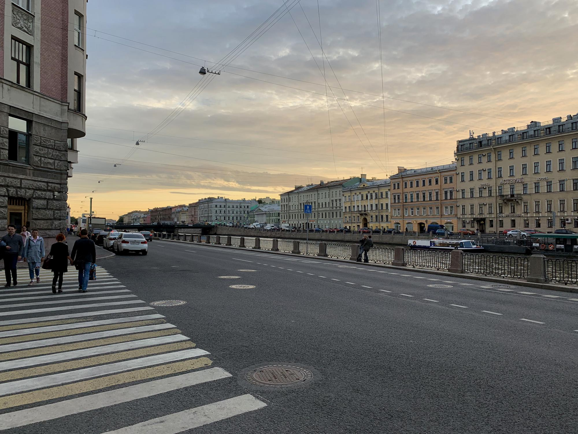 🇷🇺 Saint Petersburg, Russia, july 2019.