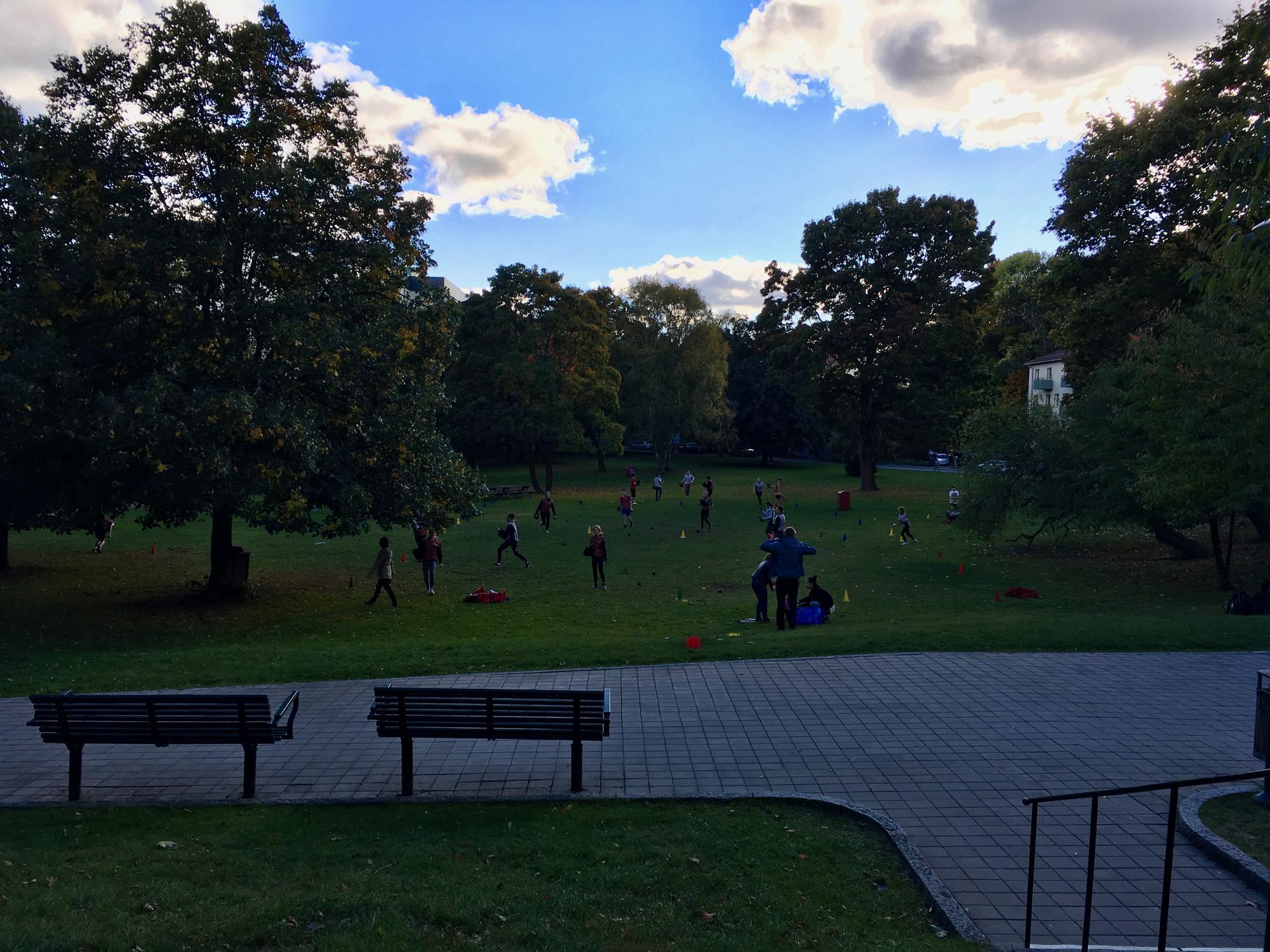 🇸🇪 Стокгольм, Швеция, октябрь 2016.