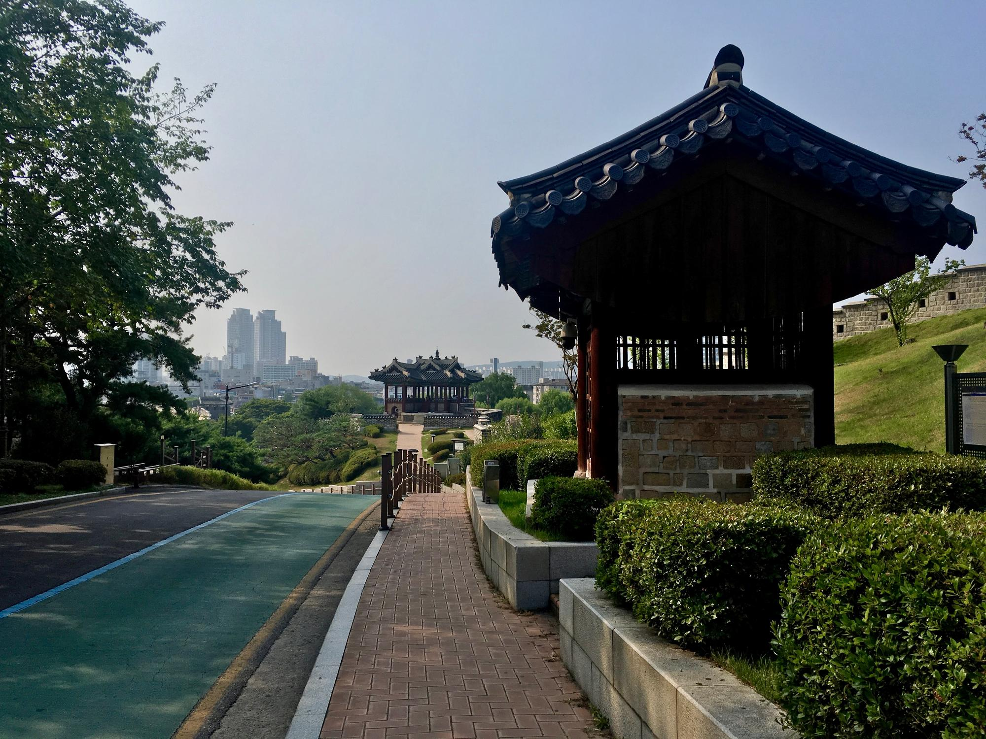 🇰🇷 Suwon, South Korea, july 2019.