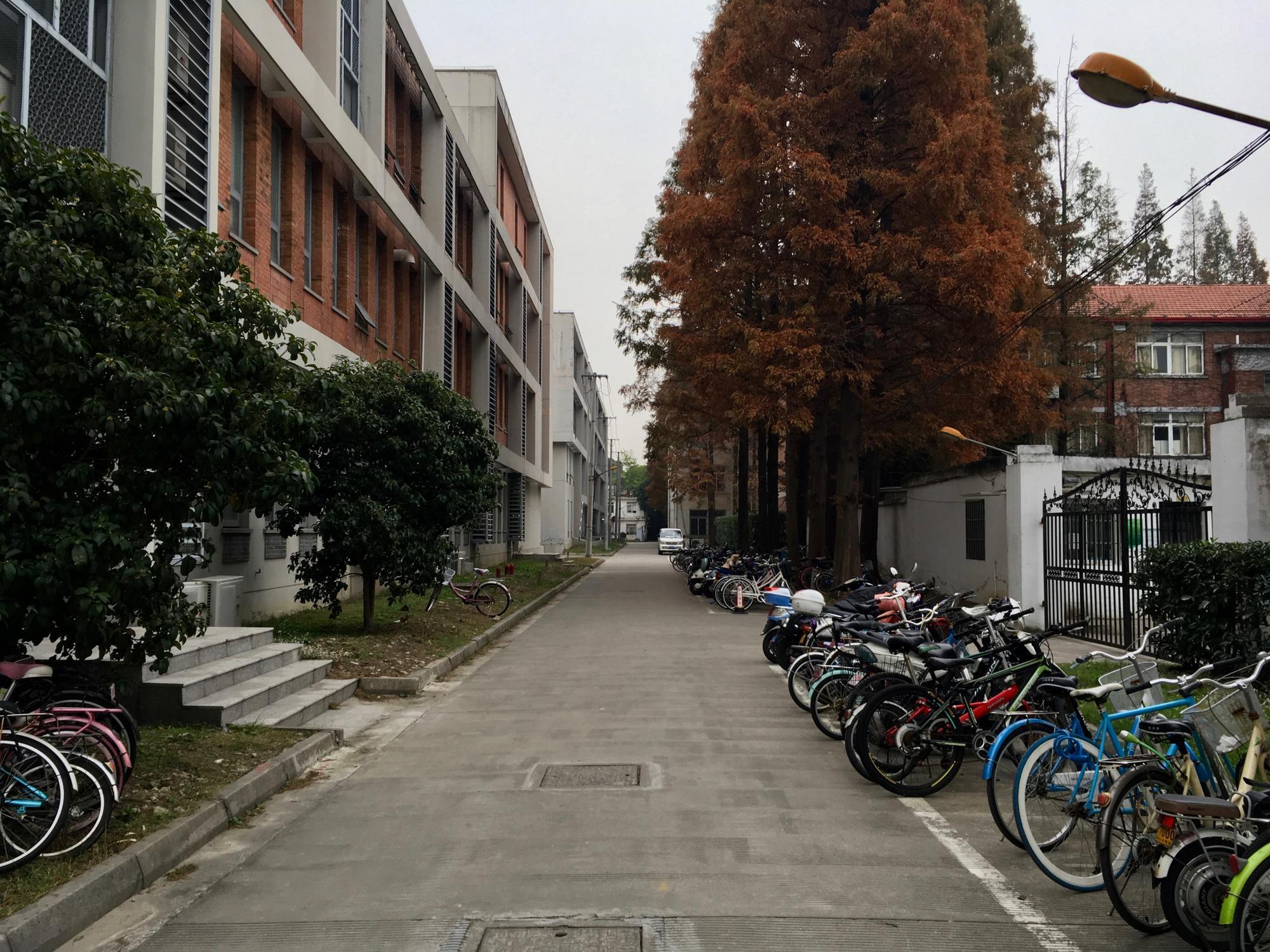 🇨🇳 Сучжоу, Китай, декабрь 2017.