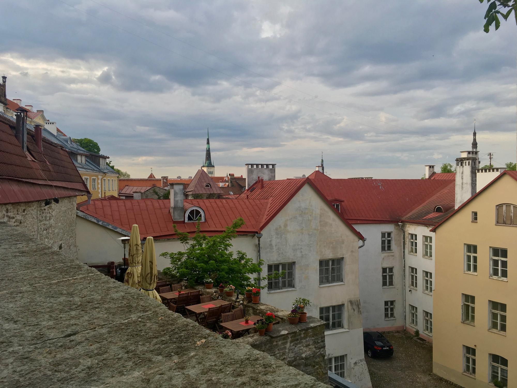 🇪🇪 Таллинн, Эстония, май 2018.