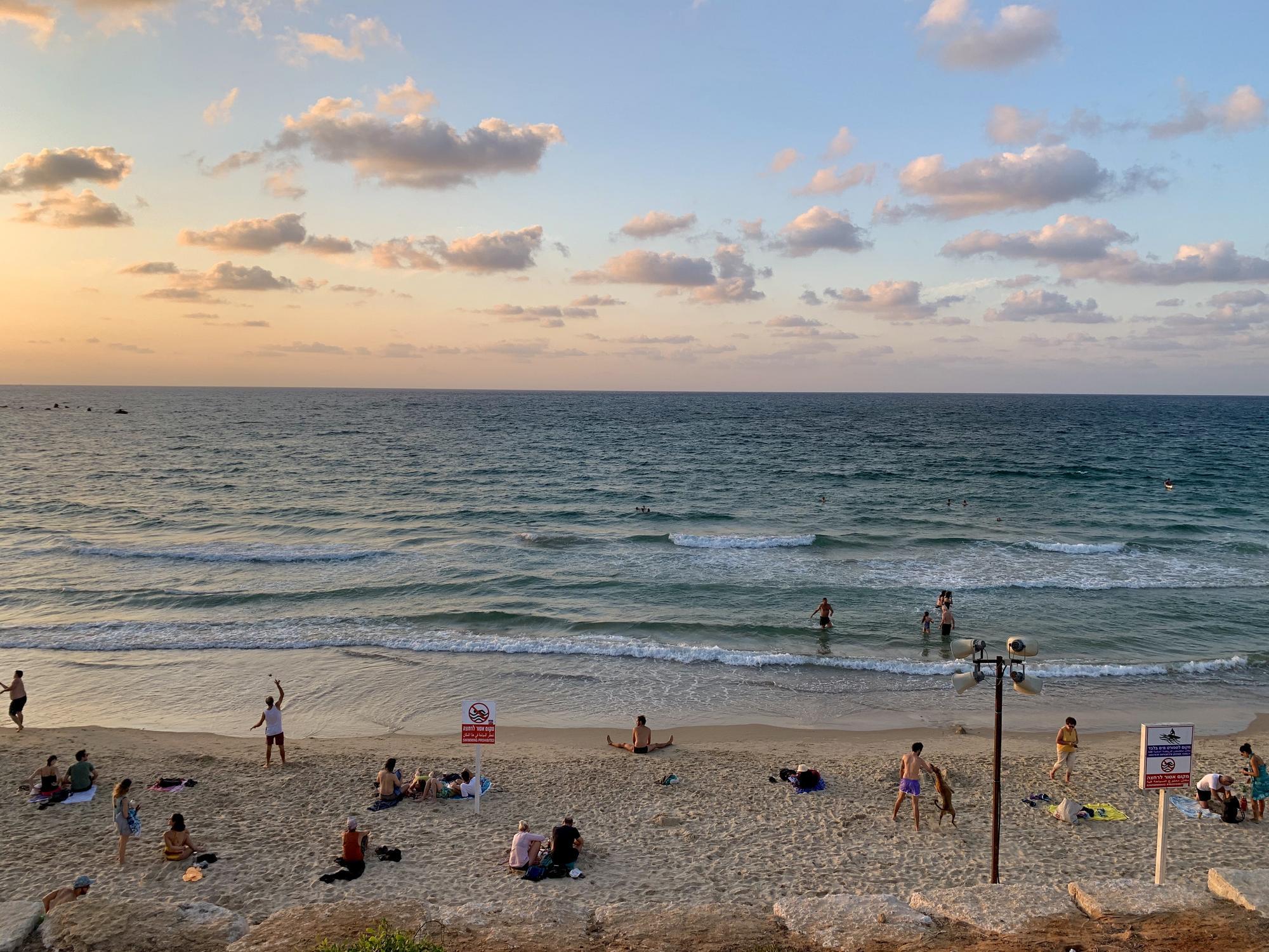 🇮🇱 Тель-Авив, Израиль, октябрь 2019.