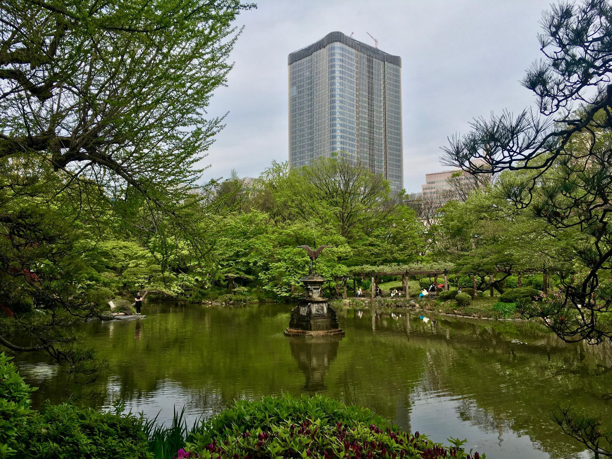 🇯🇵 Токио, Япония, апрель 2017.