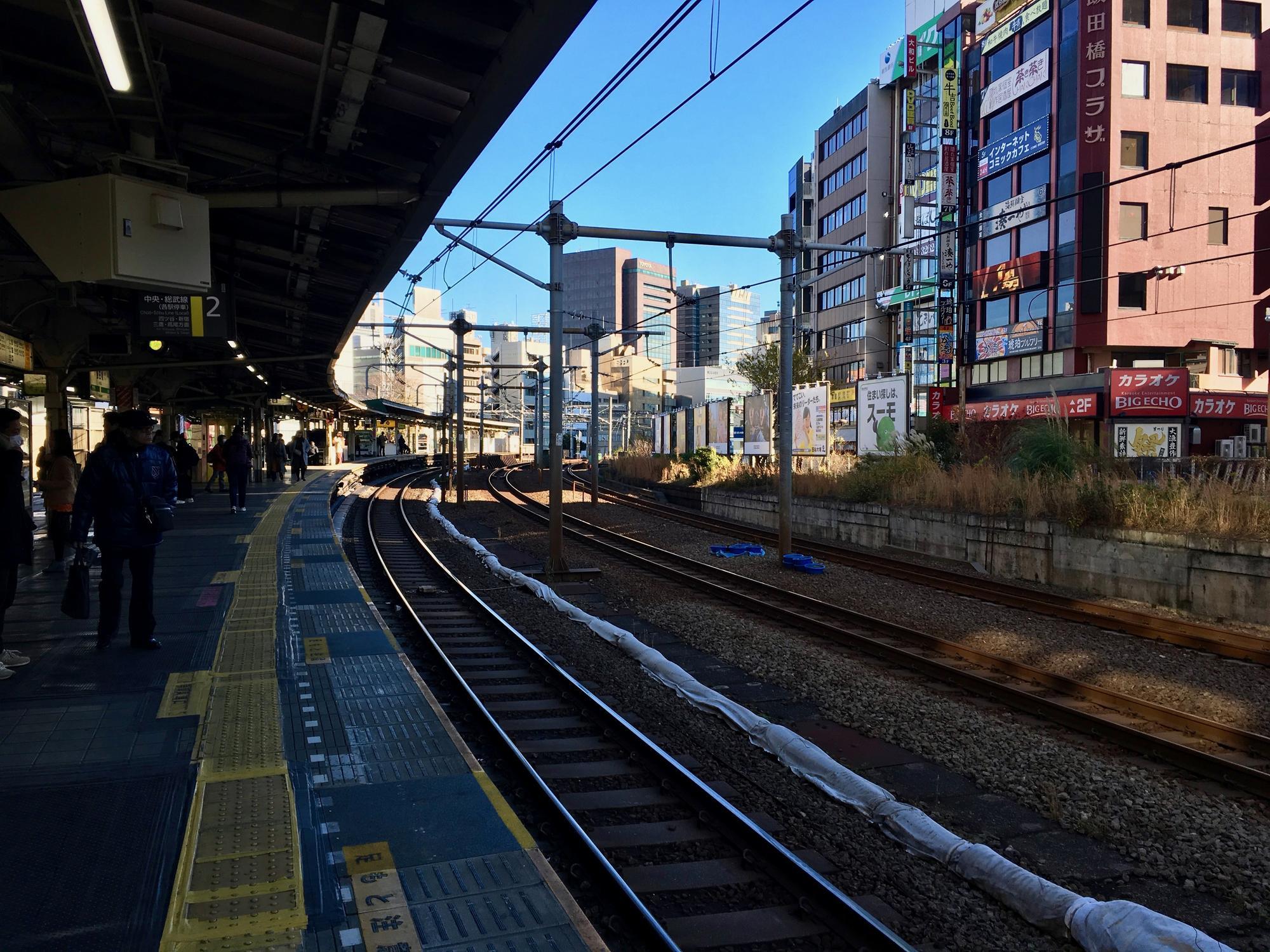 🇯🇵 Tokyo, Japan, december 2017.