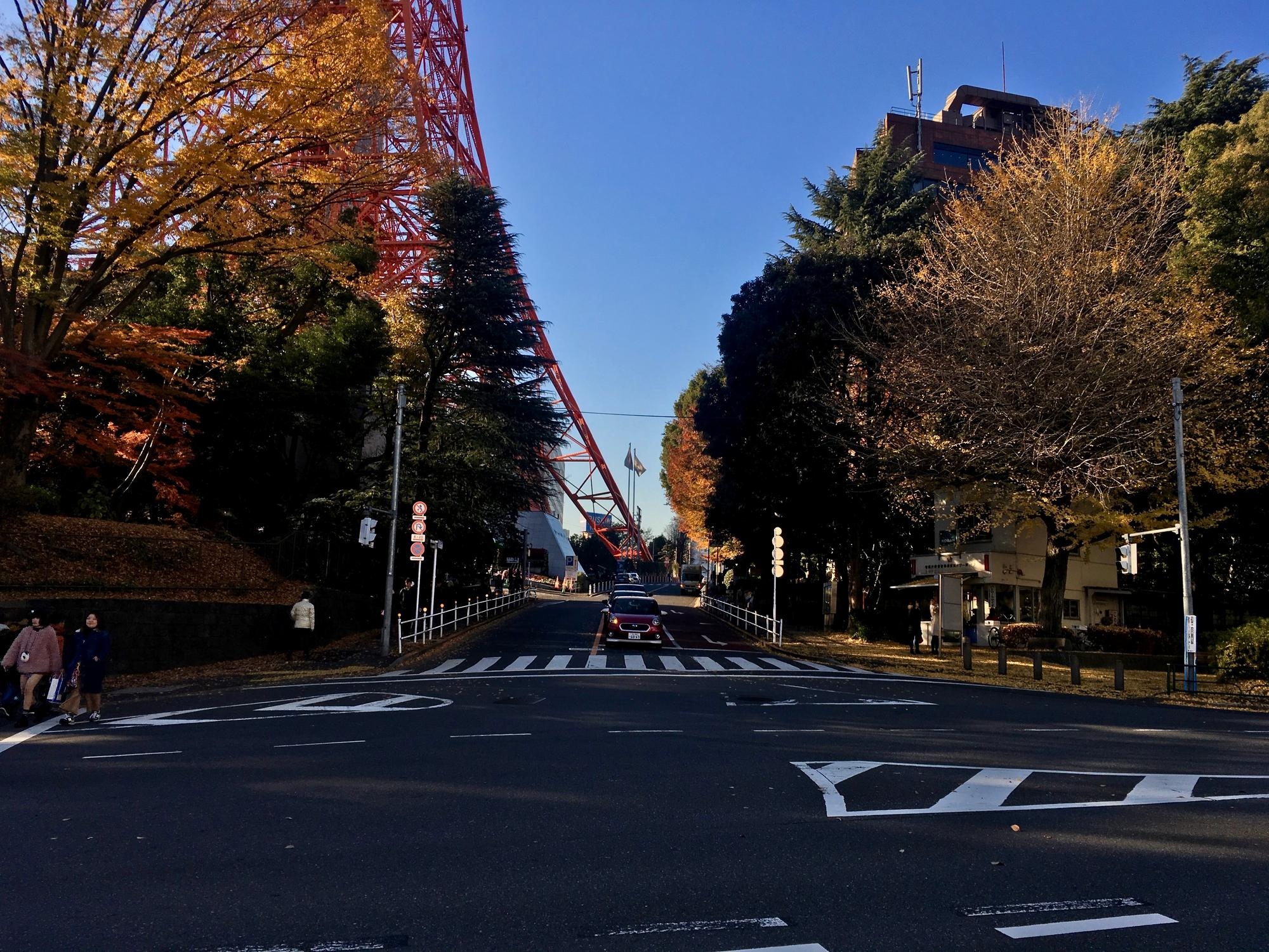🇯🇵 Токио, Япония, декабрь 2017.