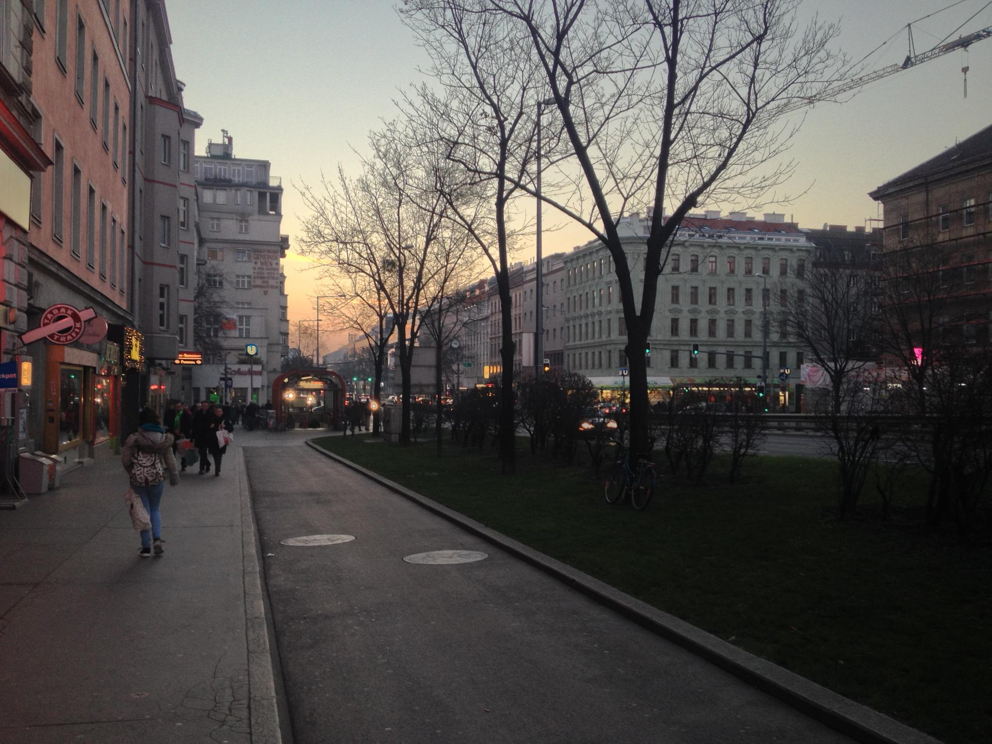 🇦🇹 Вена, Австрия, декабрь 2015.