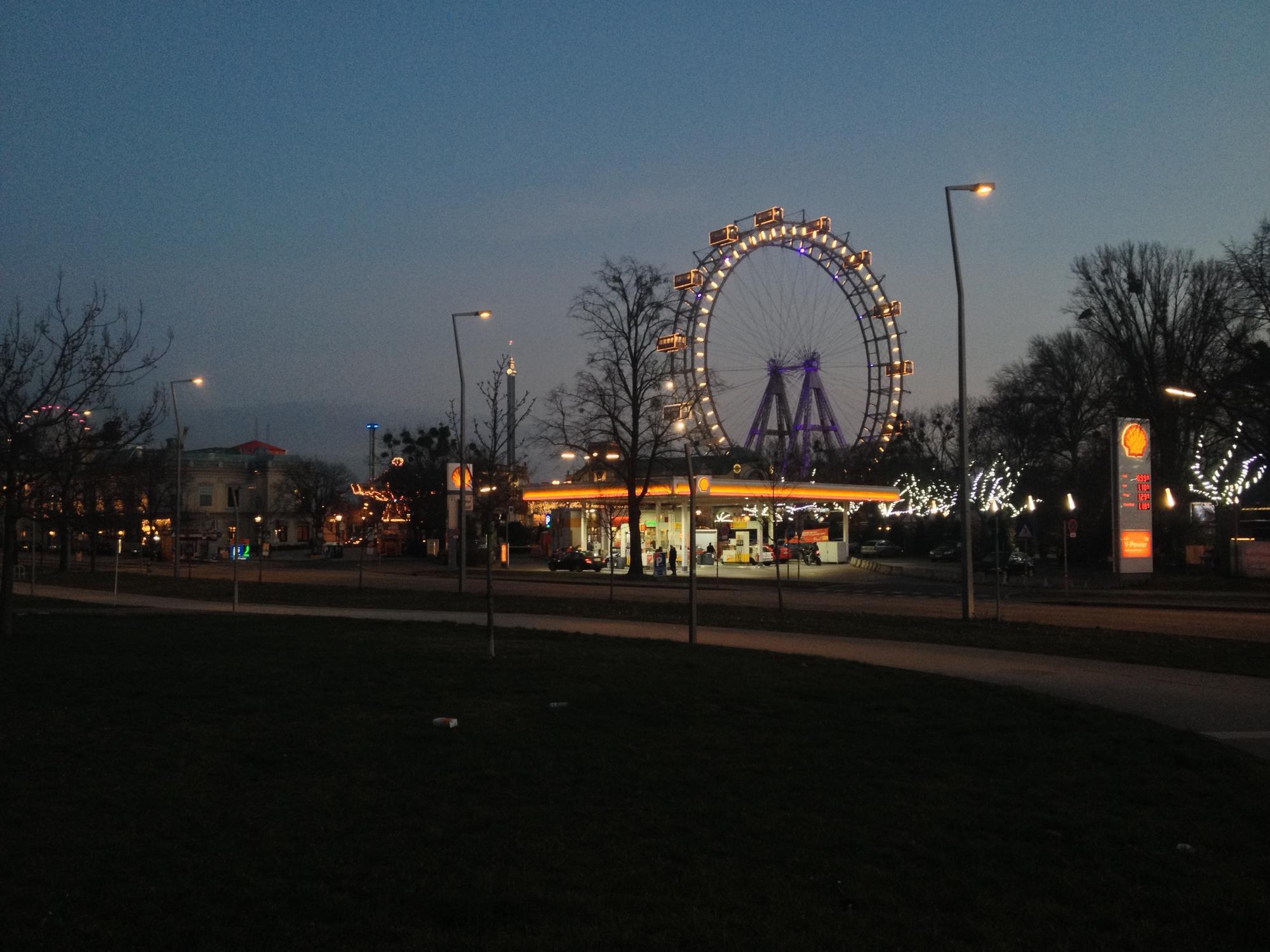 🇦🇹 Vienna, Austria, december 2015.