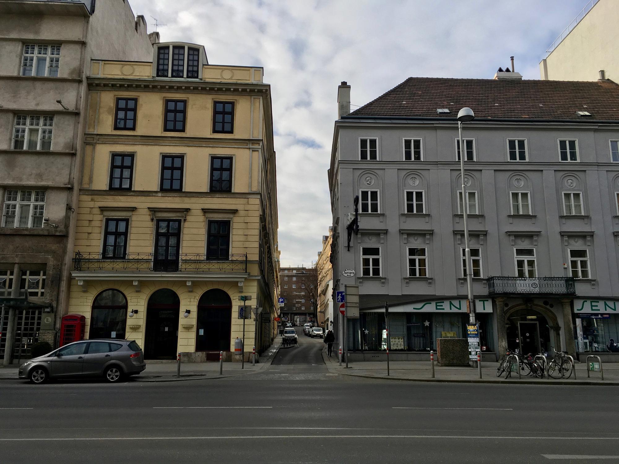 🇦🇹 Вена, Австрия, январь 2017.